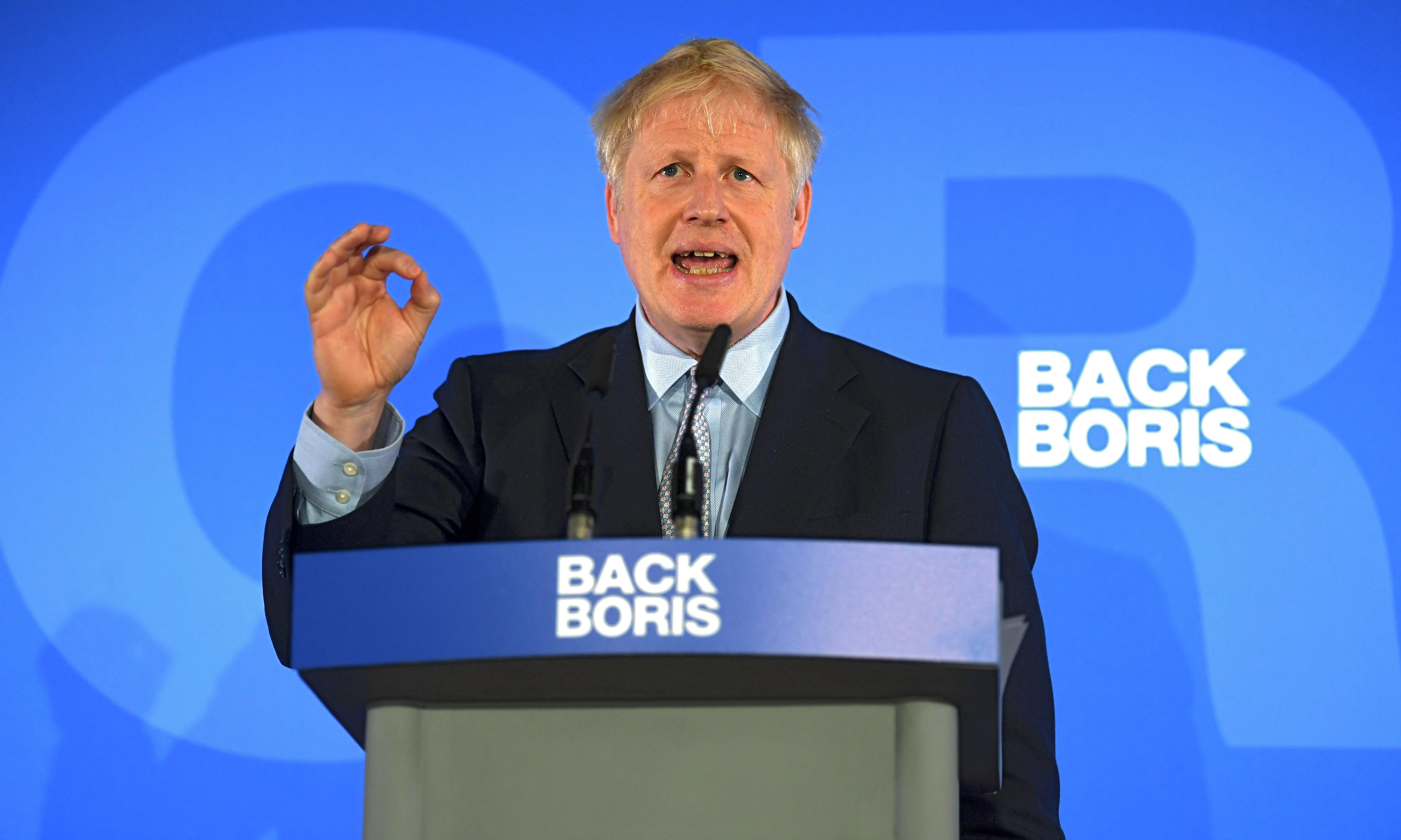 Boris Johnson: the posh populist who's tuning in to the 'Brexit blues'