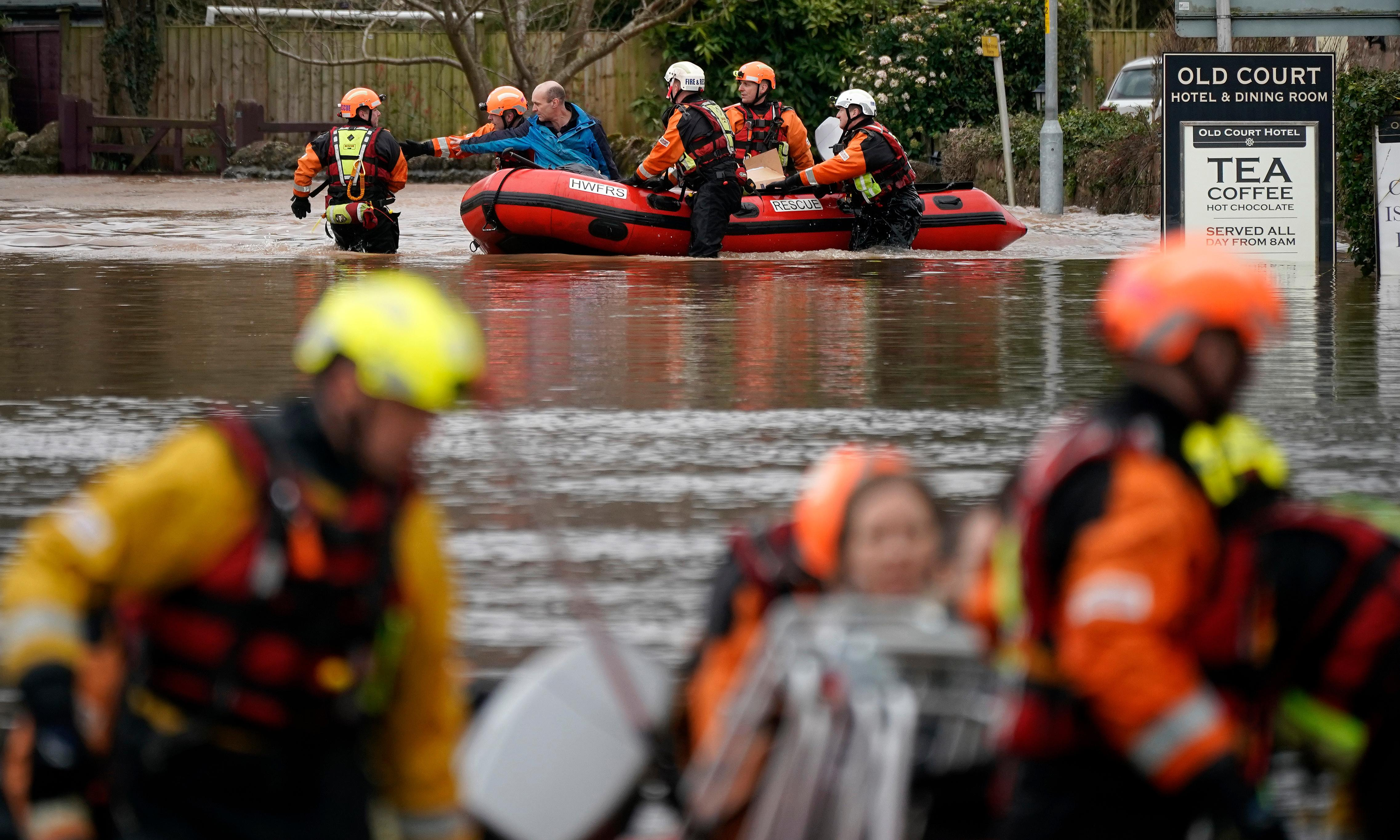 PM's refusal to call Cobra meeting 'hampering' storm recovery