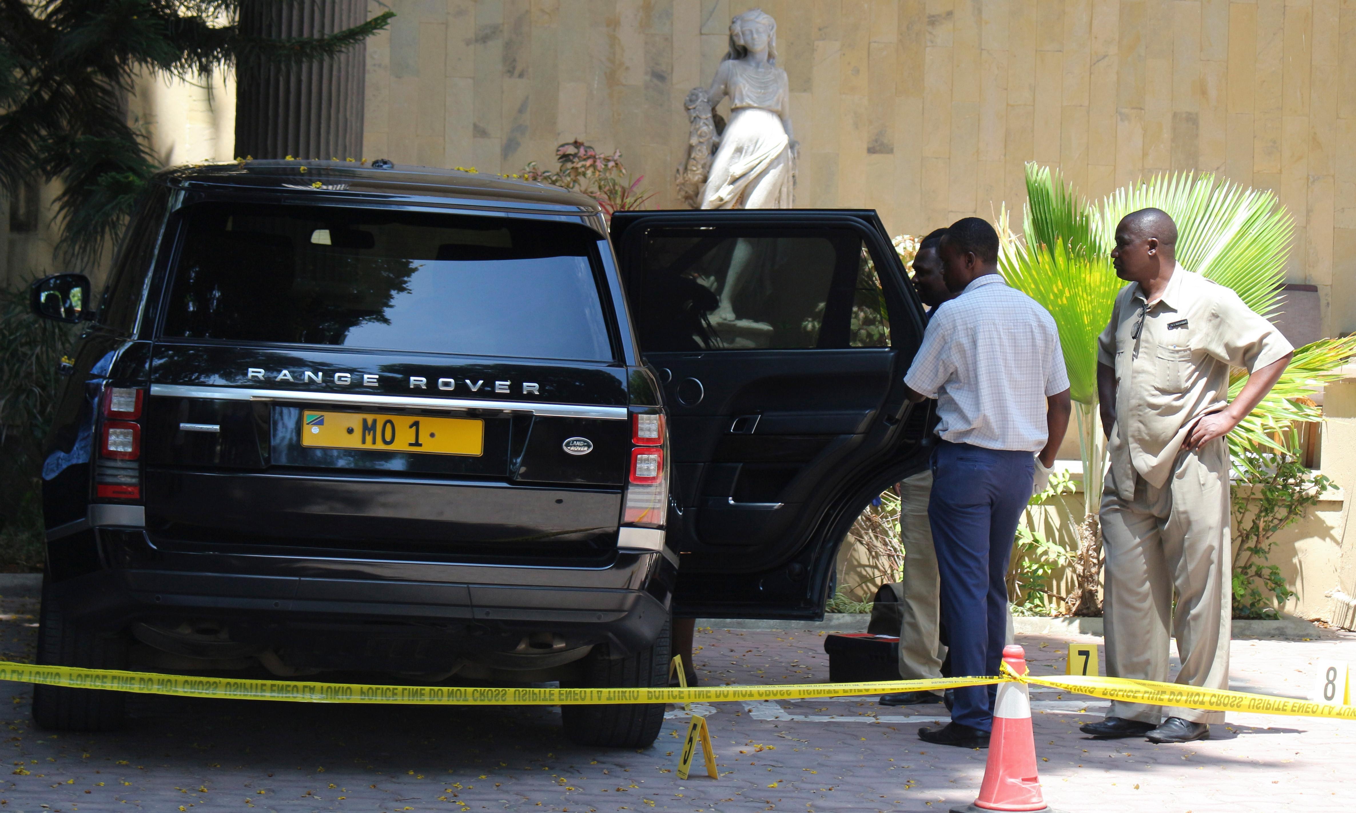 Mohammed Dewji kidnap: family offer £330k reward for billionaire's safe return