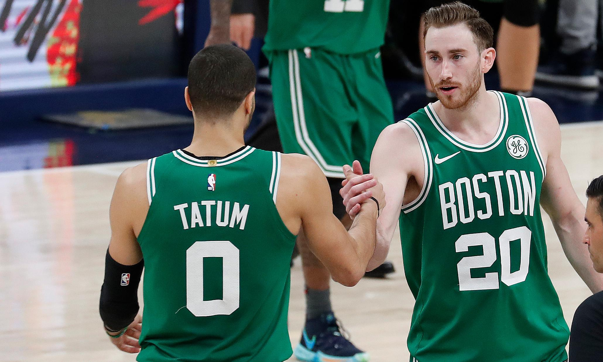 NBA playoffs: Celtics sweep Pacers to breeze into next round