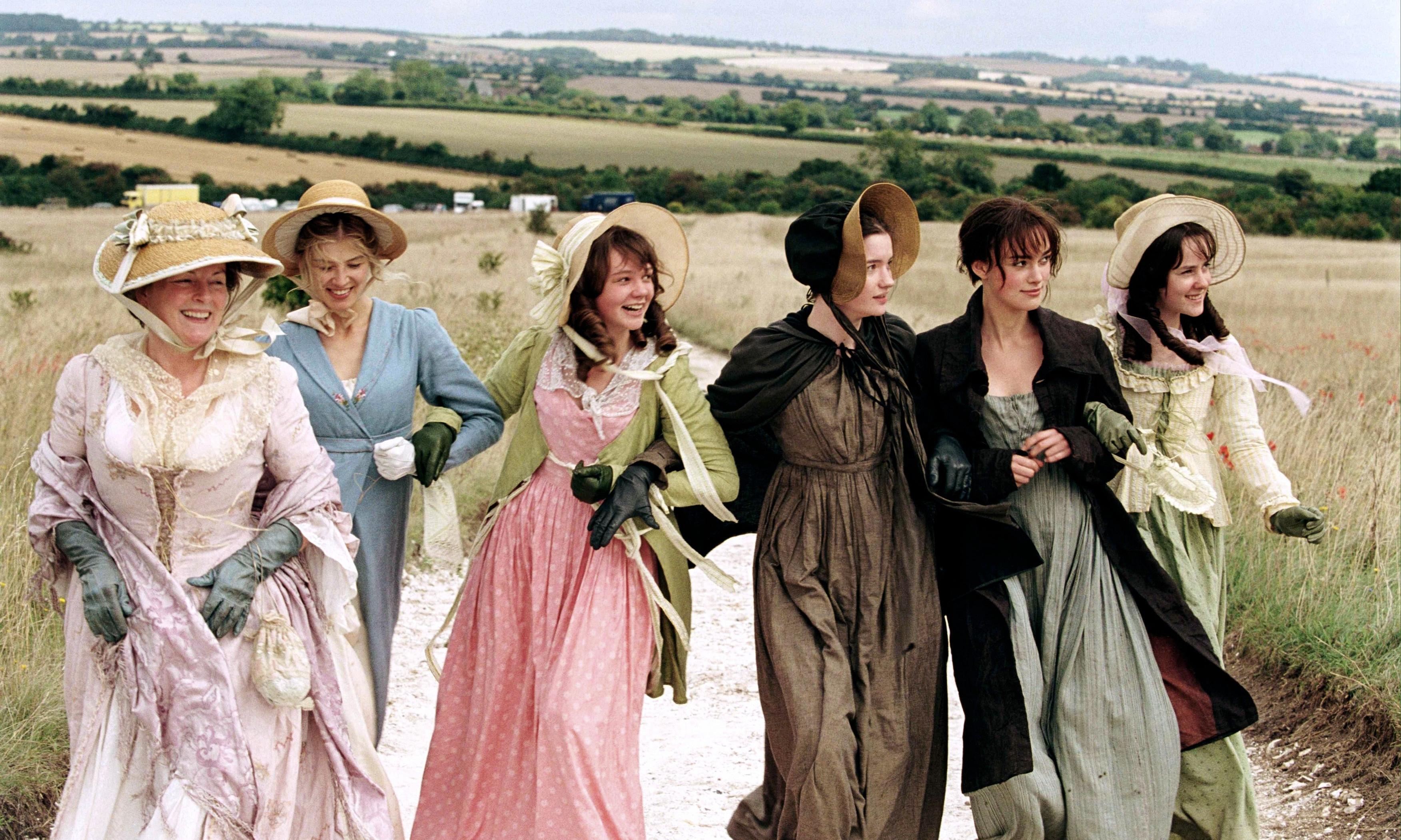 What Miss Bennet did next: today's writers put a fresh twist on Austen