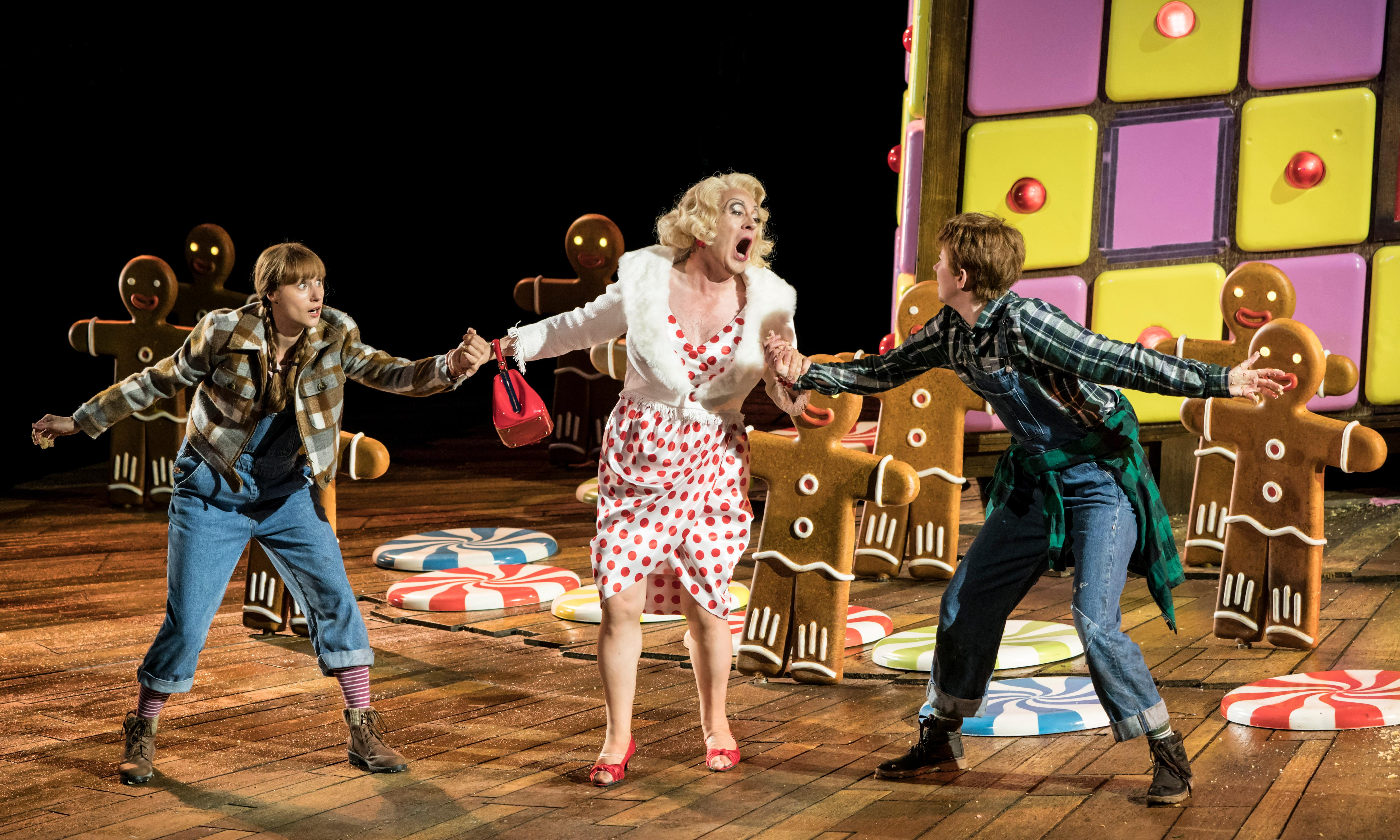 Hansel and Gretel review – ENO take fairytale opera and fly with it
