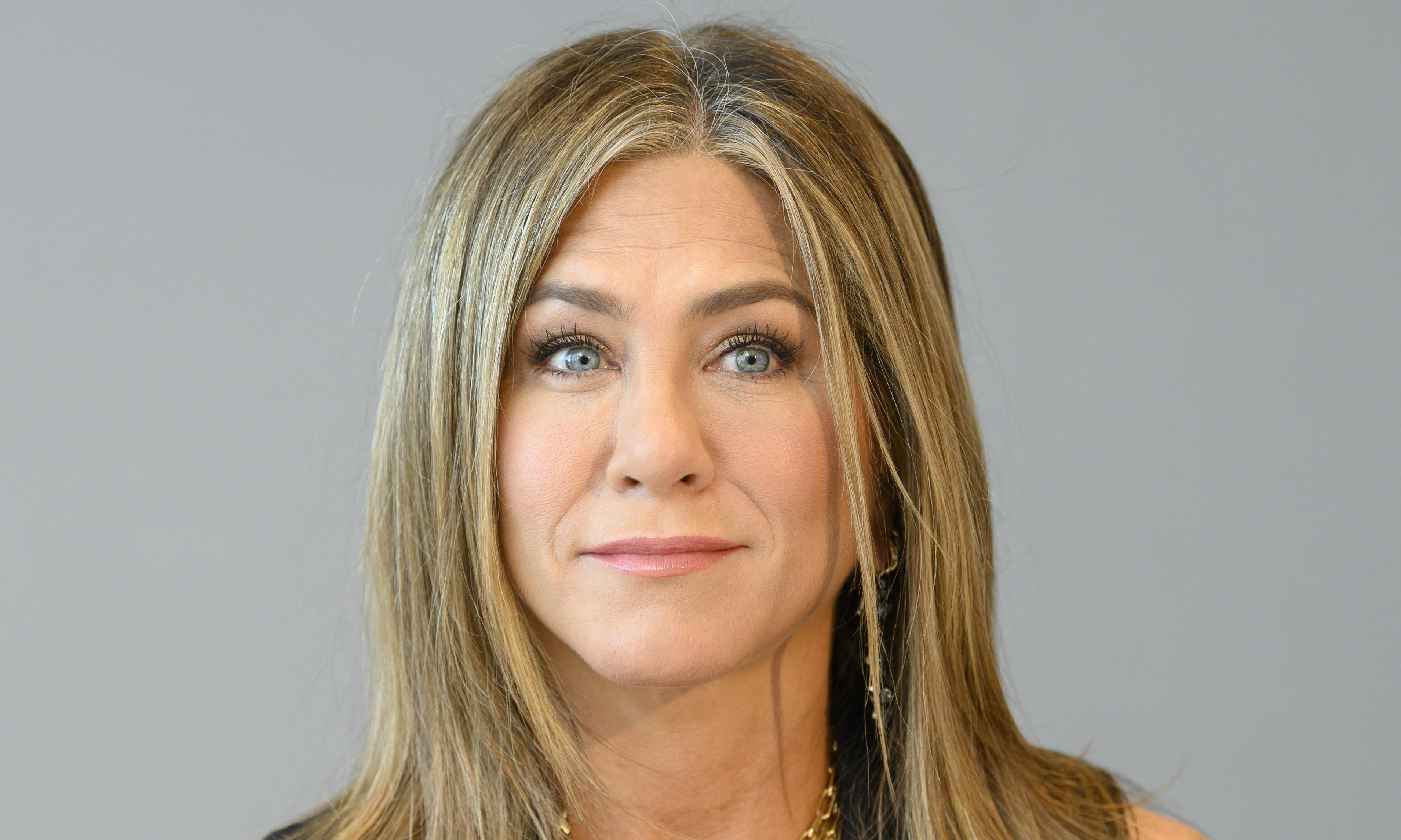 Jennifer Aniston's daily schedule: a 16-hour fast – and celery juice as a treat