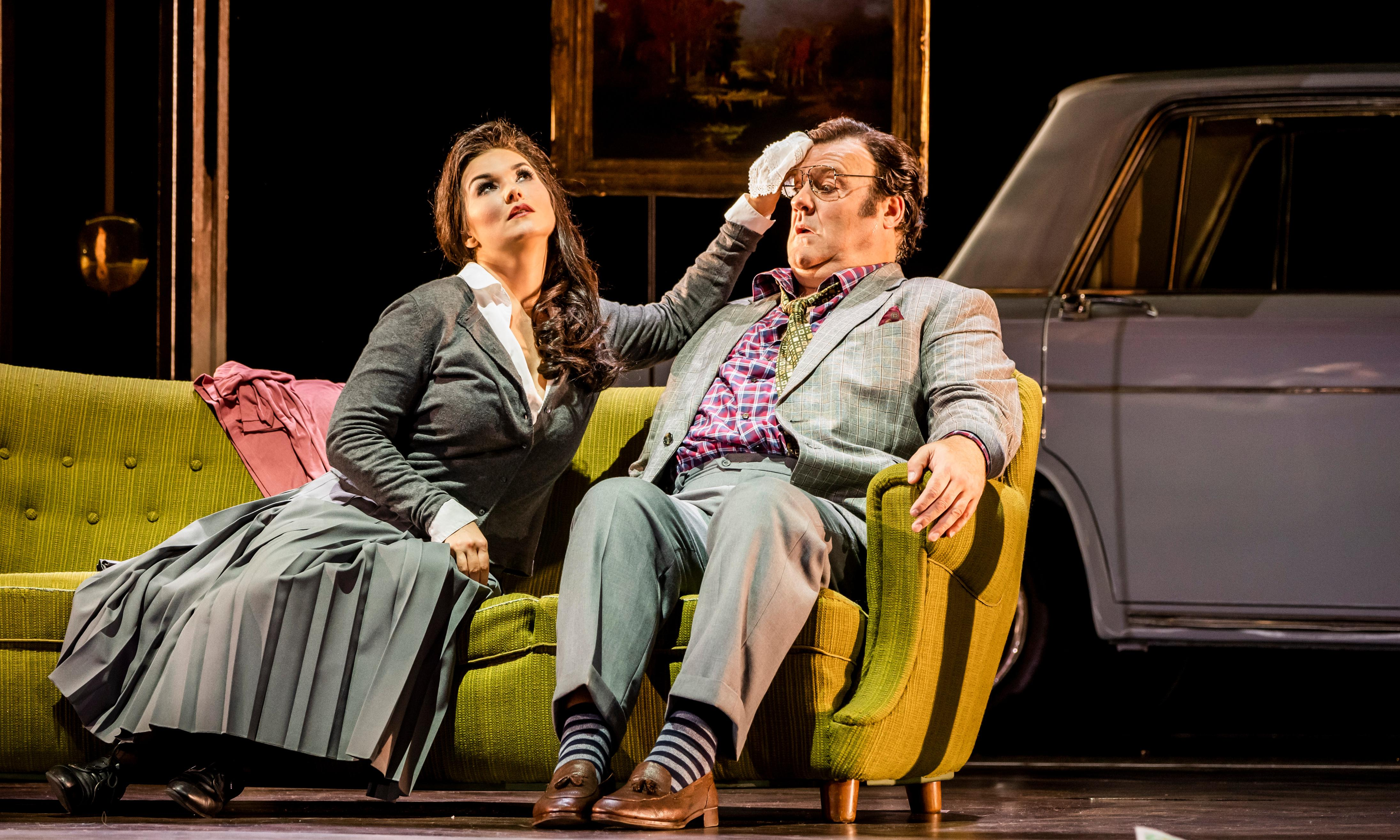 The week in classical: Don Pasquale; Rigoletto; Zauberland – review