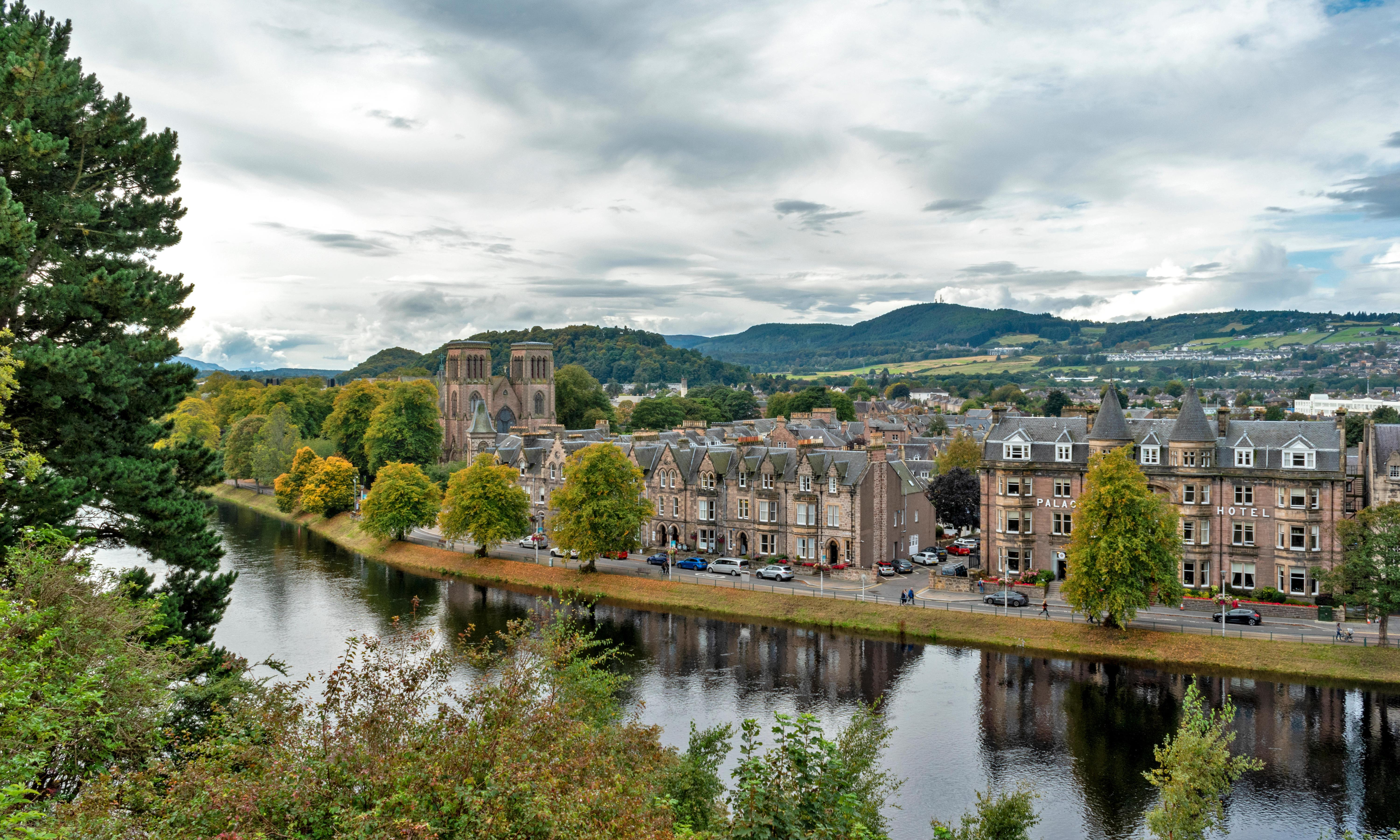 Let's move to Inverness, Inverness-shire: wilderness on the doorstep
