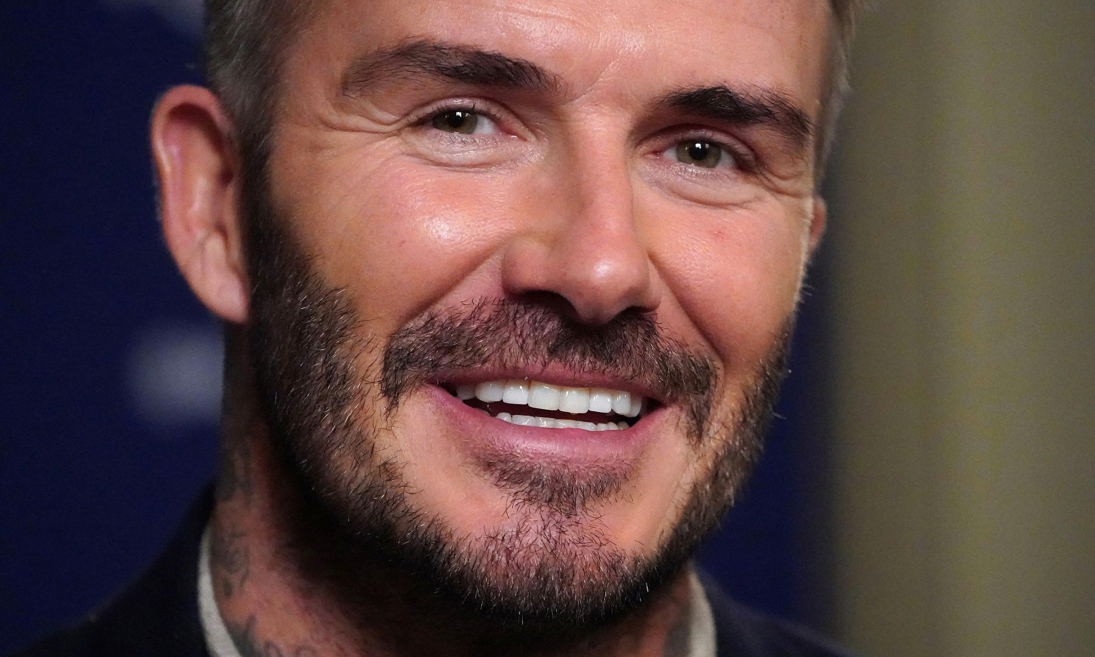 David Beckham hopes MLS can challenge European leagues in next 10 years
