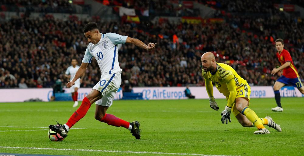 england spain England vs spain free live online streaming details england and spain play at wembley stadium in a friendly this is england's sixth friendly this year, after friendlies against portugal, australia, turkey, the netherlands and germany.