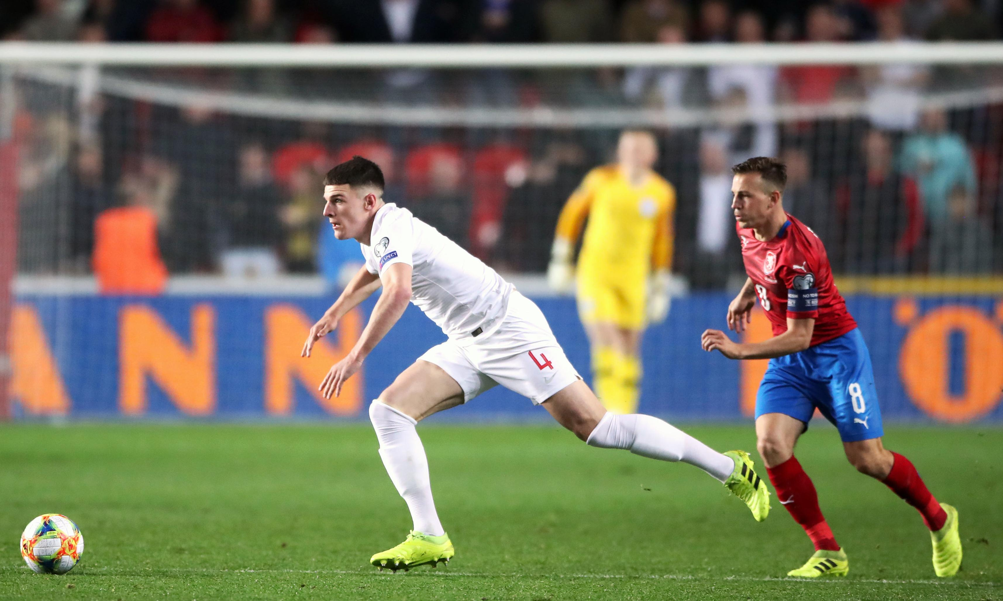 Declan Rice: 'I don't get fazed so easily – I've had to deal with a lot'