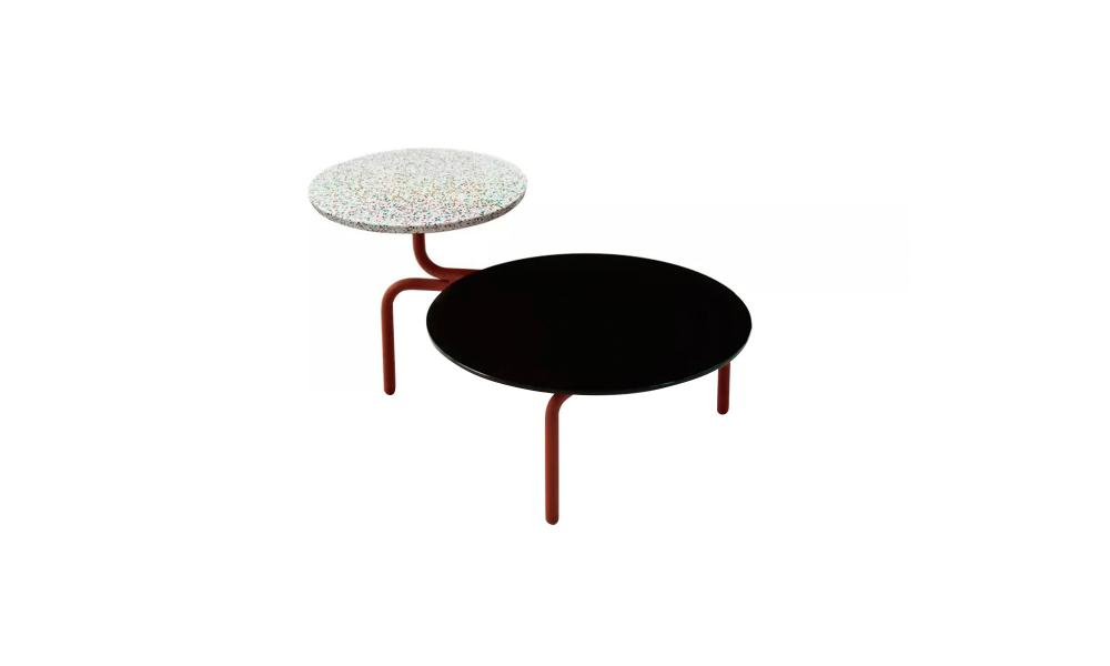 Chandigarh coffee table, Doshi Levien for Moroso at Clippings