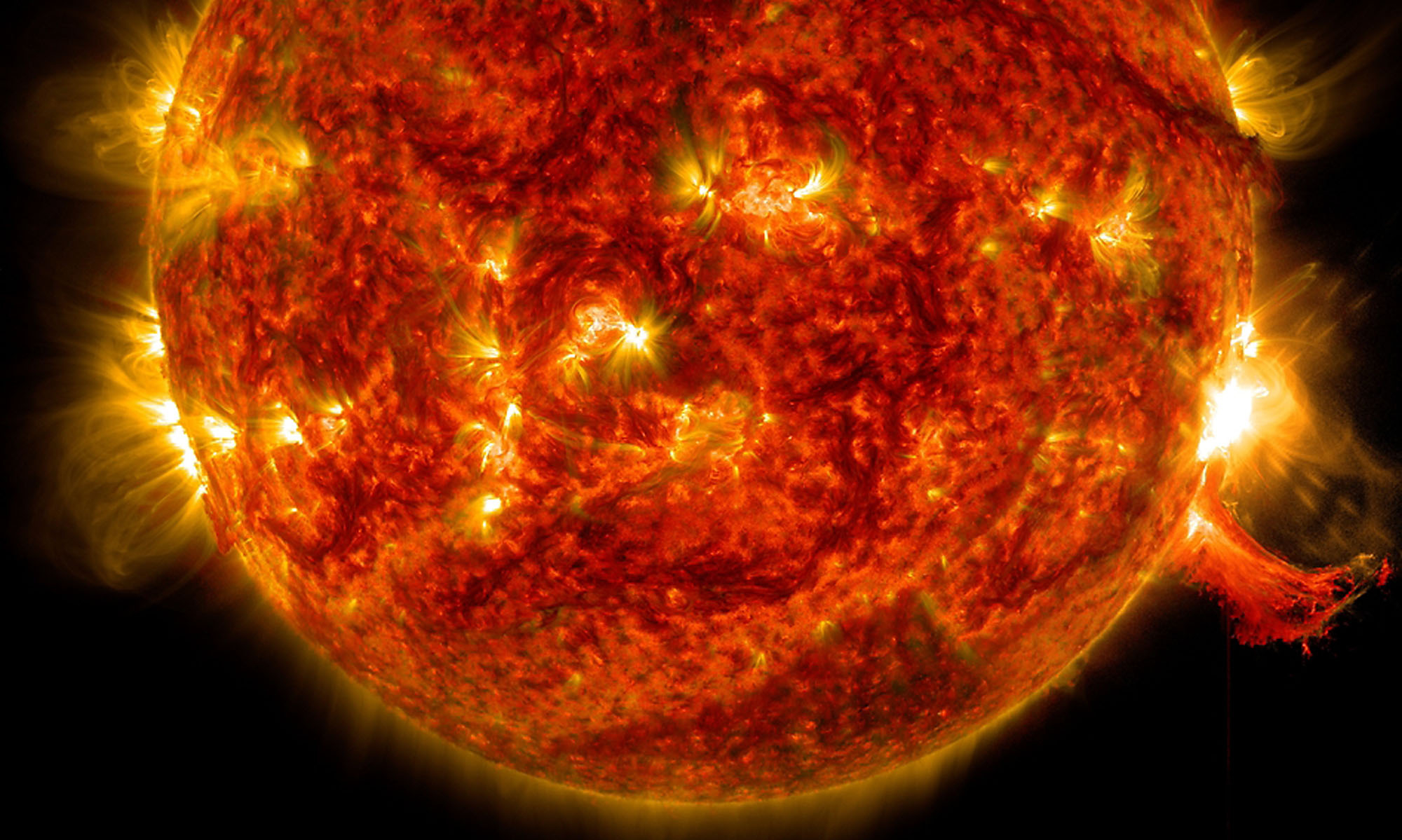Earth could get just 12 hours' warning of damaging solar ...