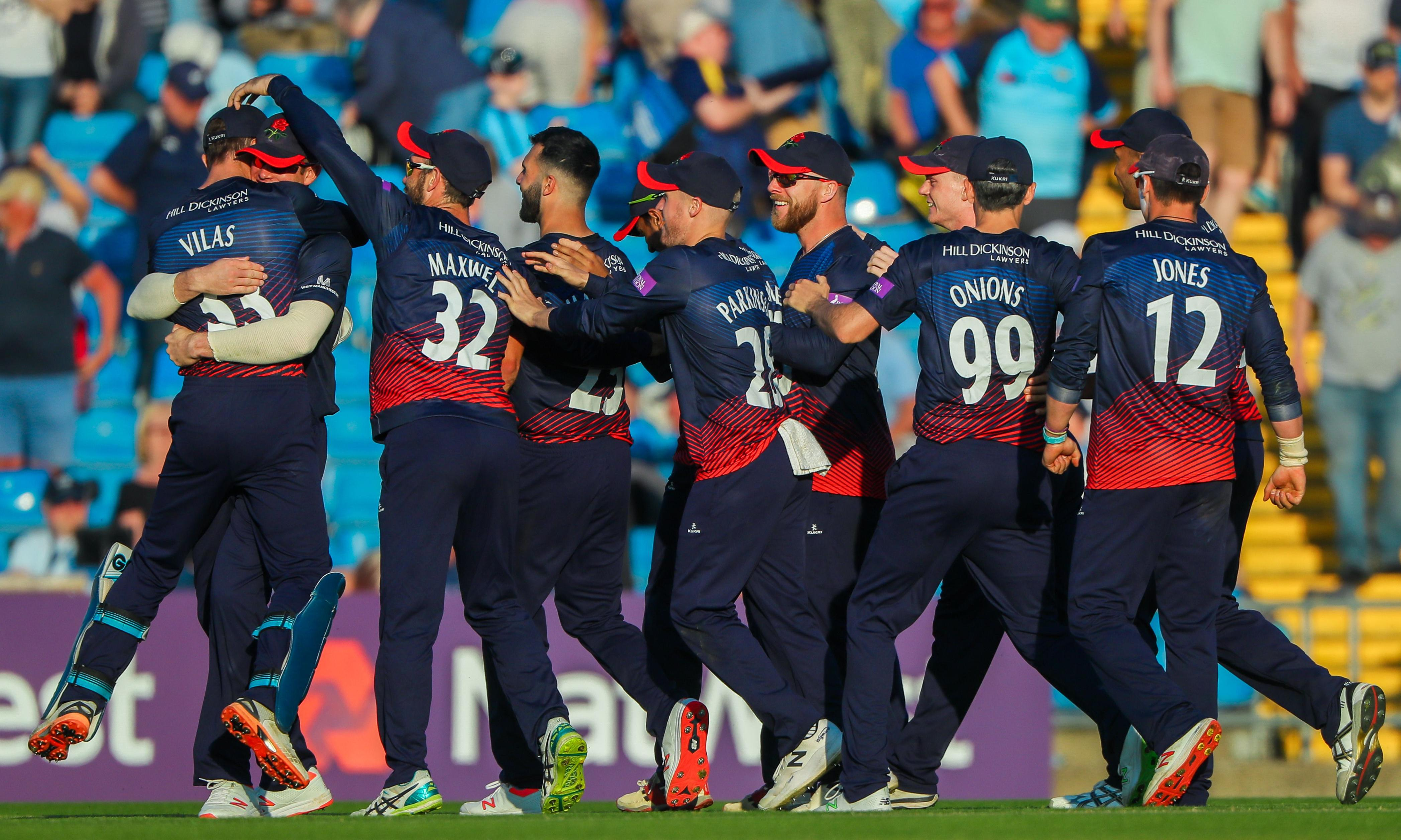One-Day Cup roundup: Lancashire beat Yorkshire by one run in thriller