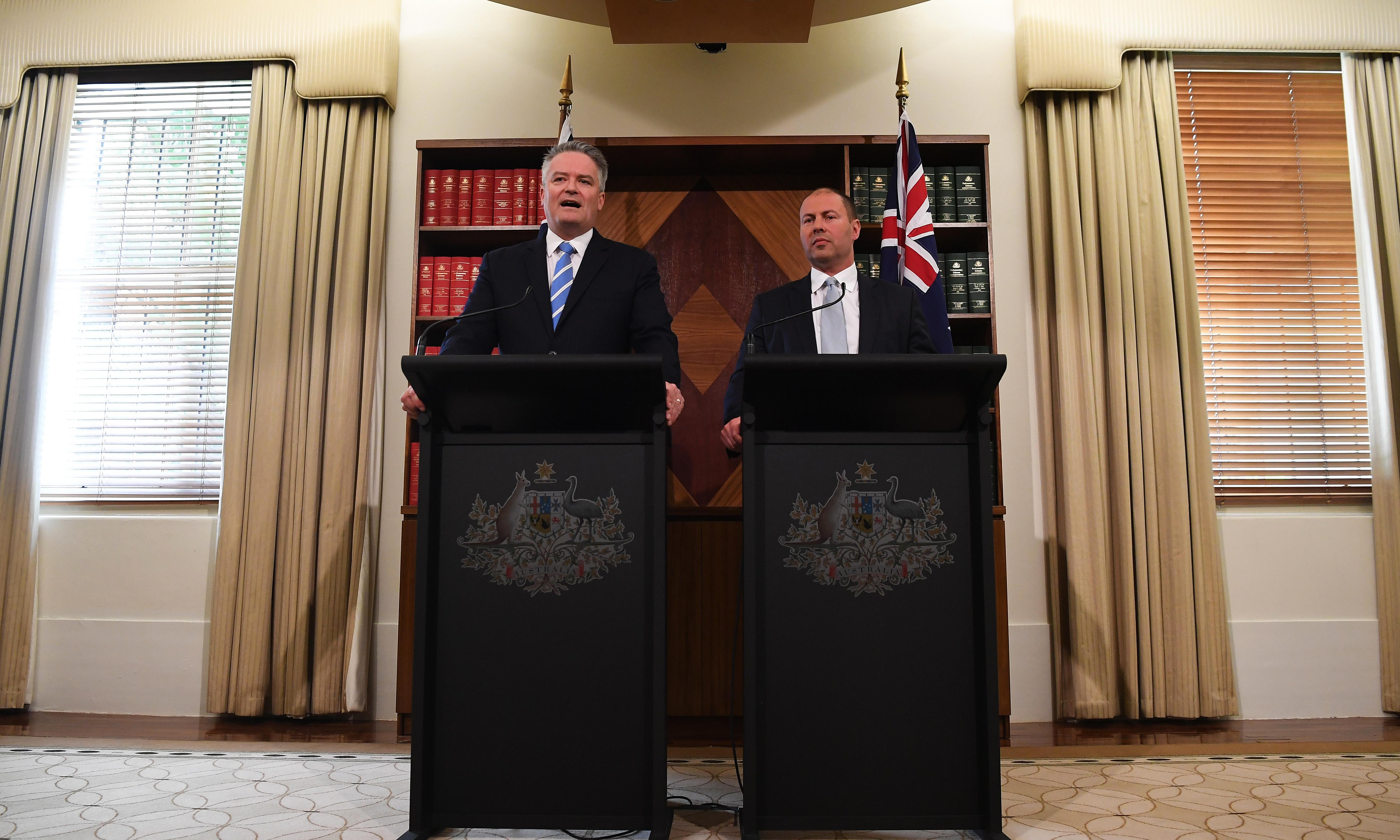 Coalition plans fresh $1.5bn public service cuts to fund election promises