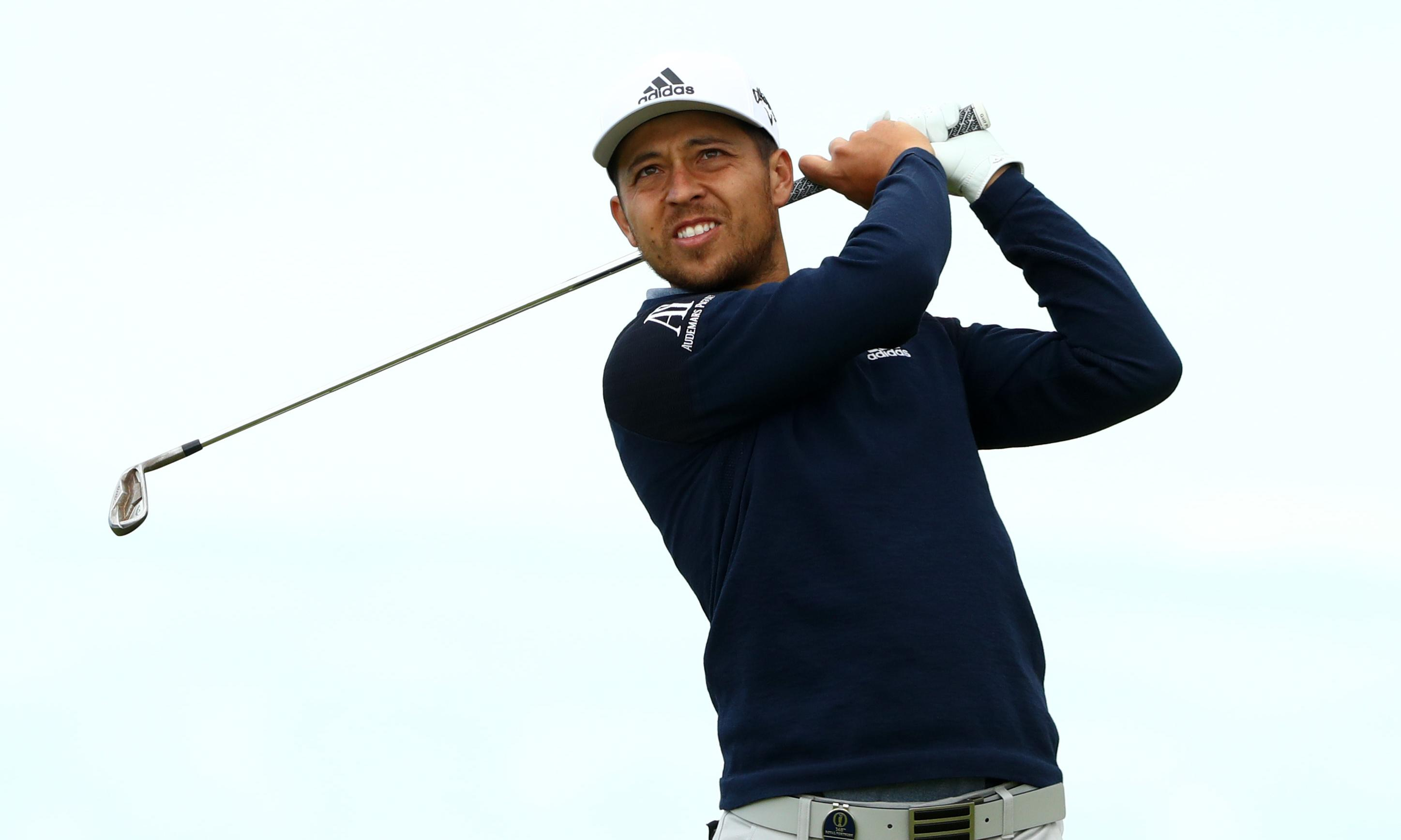 Xander Schauffele lets rip at R&A for declaring his driver illegal