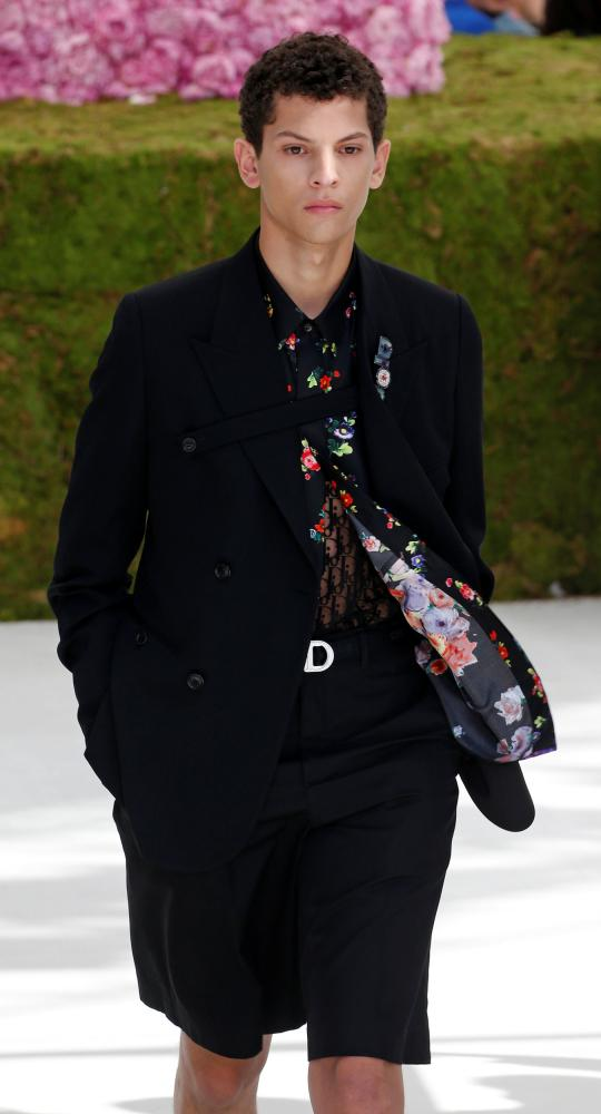 From Kim Jones's Dior Men collection.