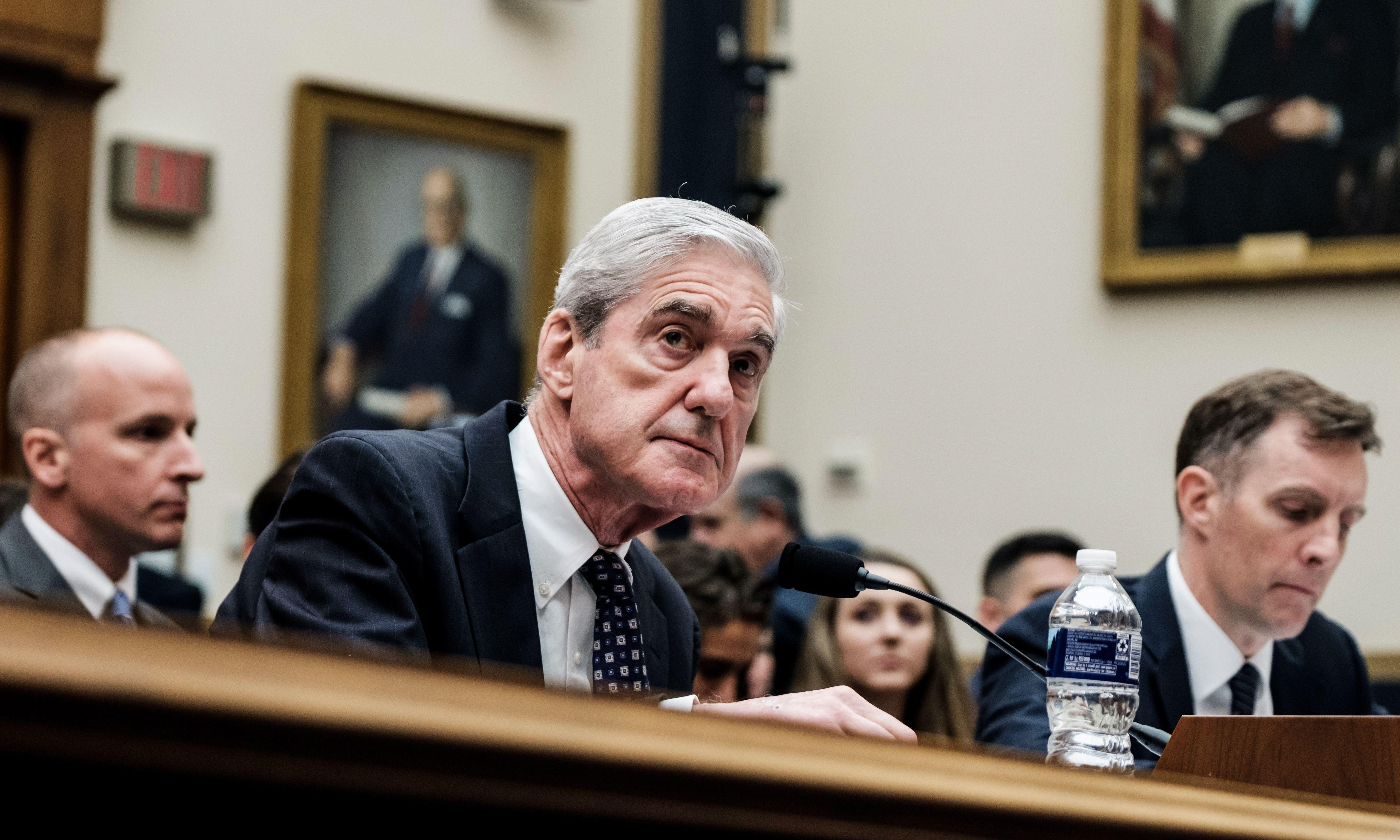 Liberals, it's time to forget the Mueller-fuelled impeachment fantasies