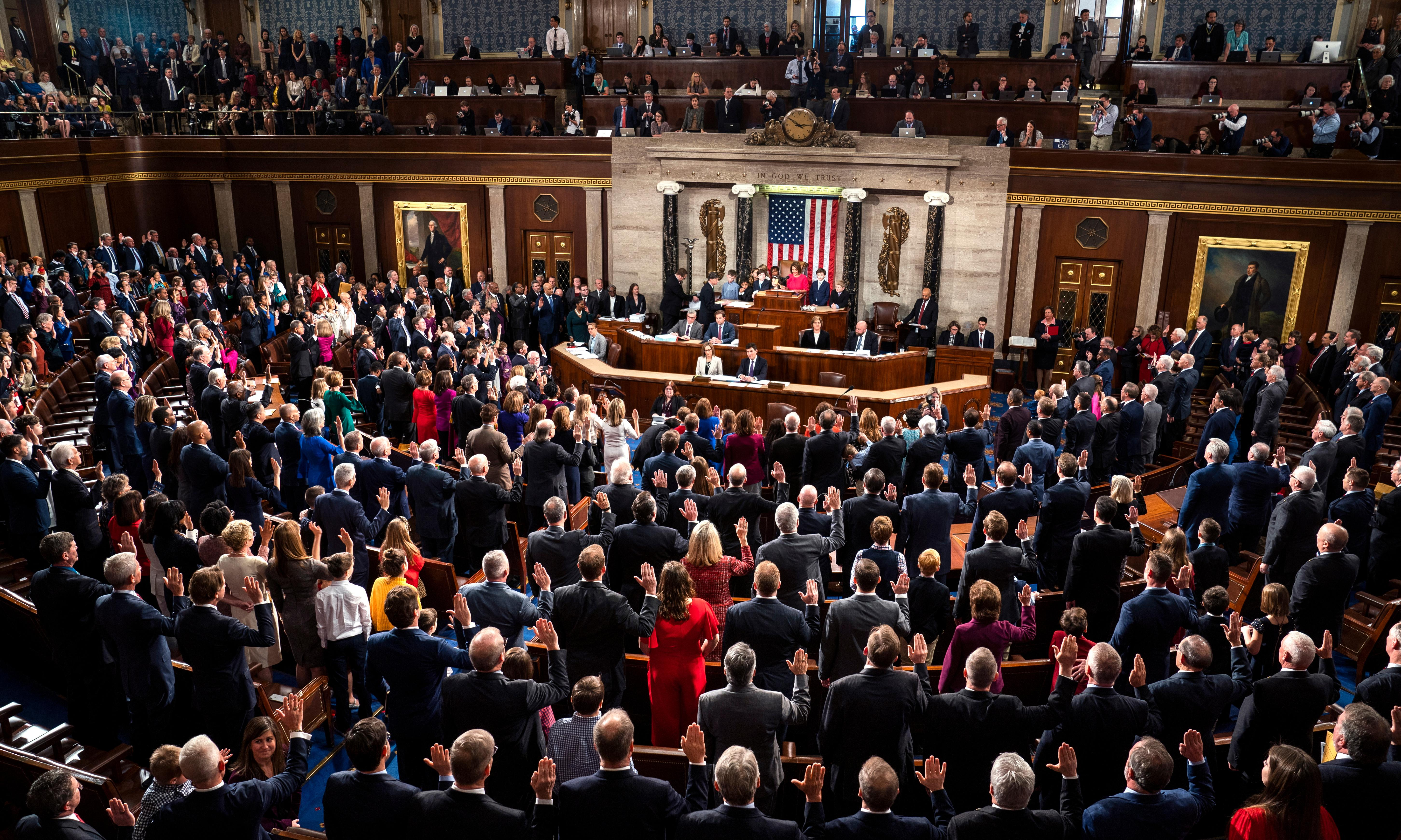 The powerful Democratic lawmakers facing looming primary threats