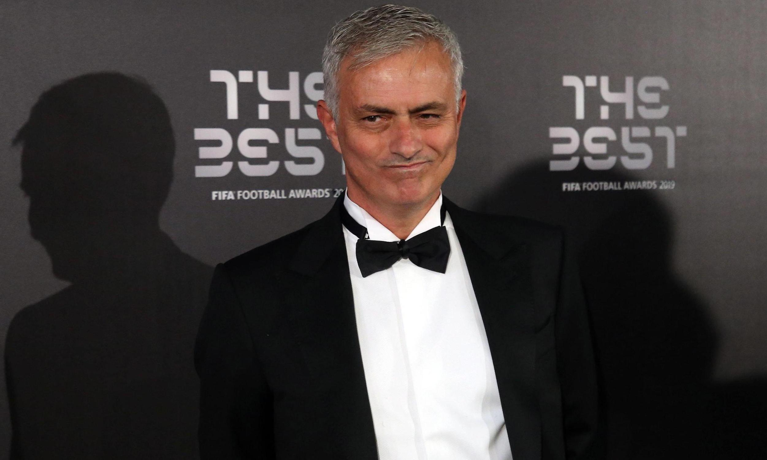 José Mourinho rejects Lyon approach because 'he has chosen another club'