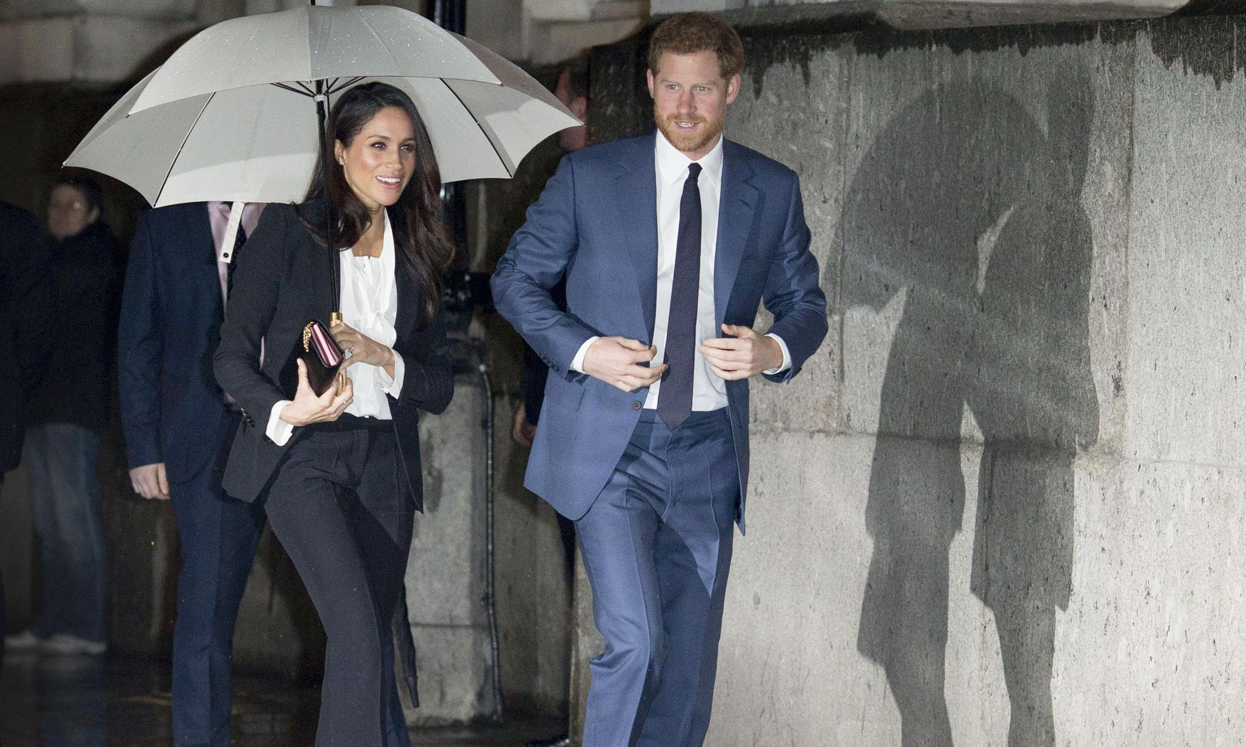 Eco-chic and trouser suits: how Meghan Markle's style reads the room