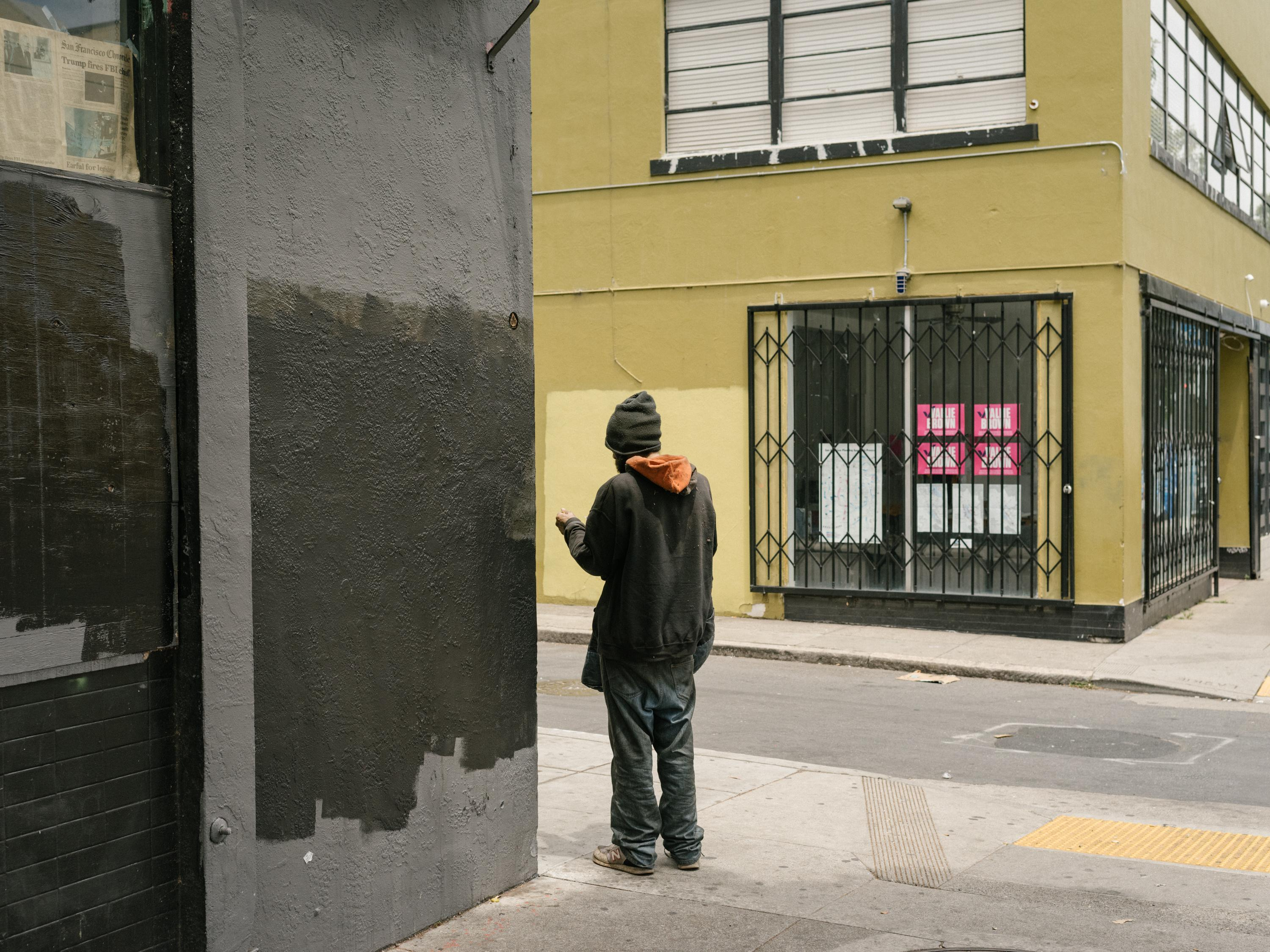 'It's a cycle': the disproportionate toll of homelessness on San Francisco's African Americans