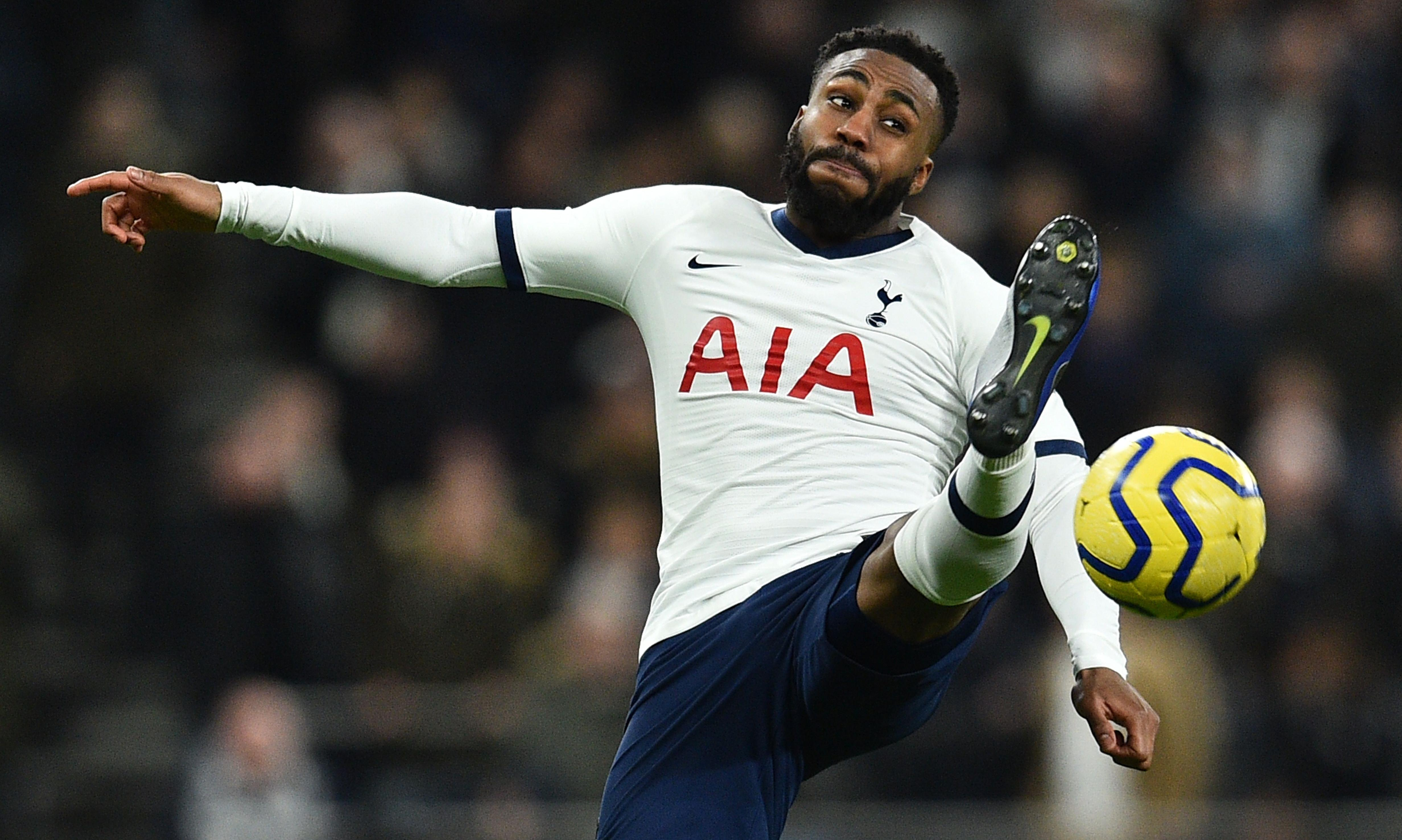 Steve Bruce says he is keen on loan move for Tottenham's Danny Rose