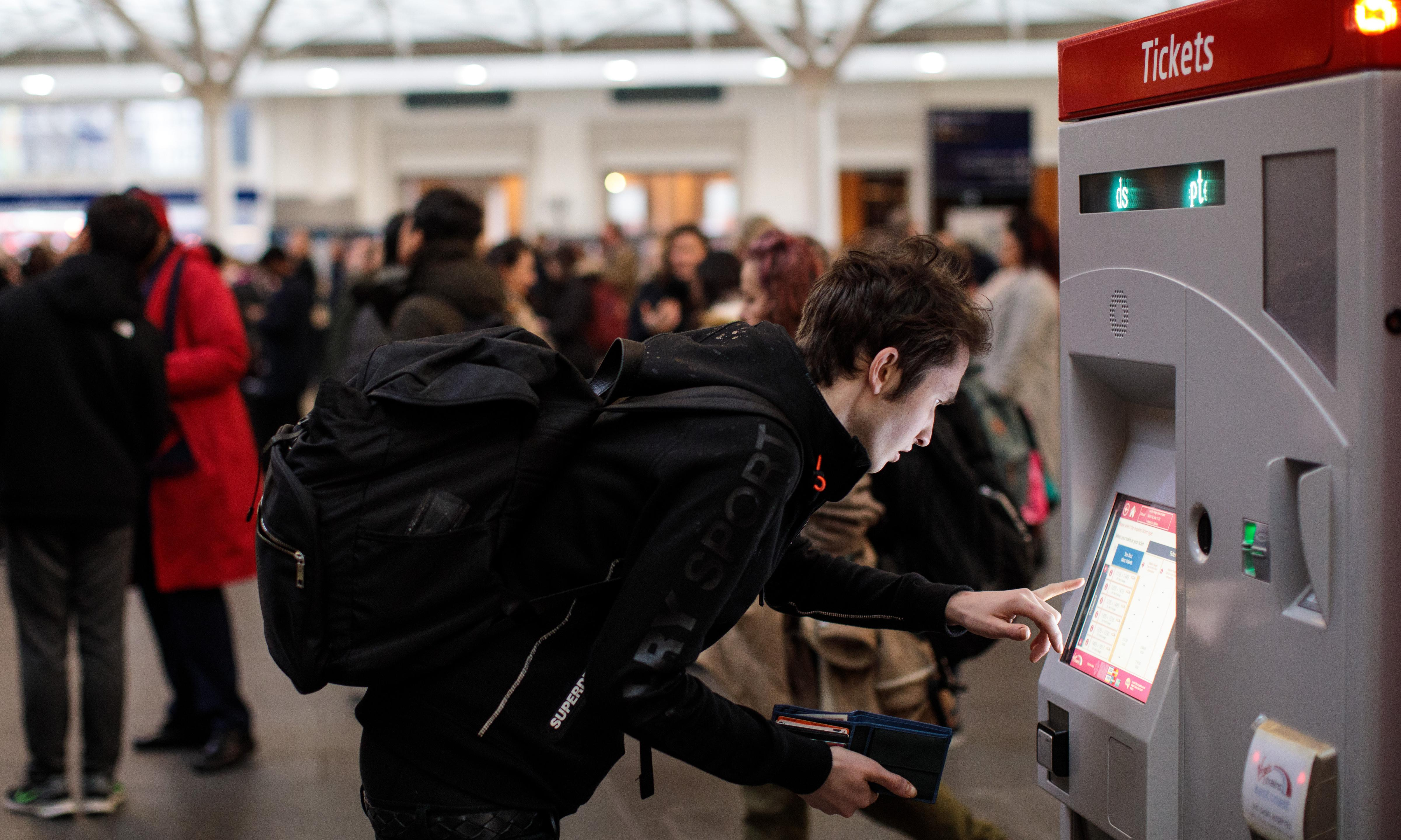 Travellers pay price as rail policy runs out of control