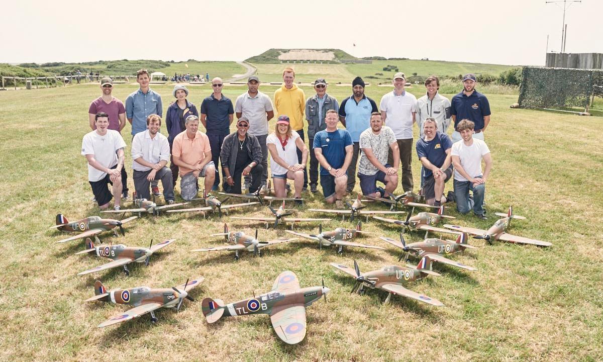 Sunday's best TV: Battle of Britain: Model Squadron; Bodyguard