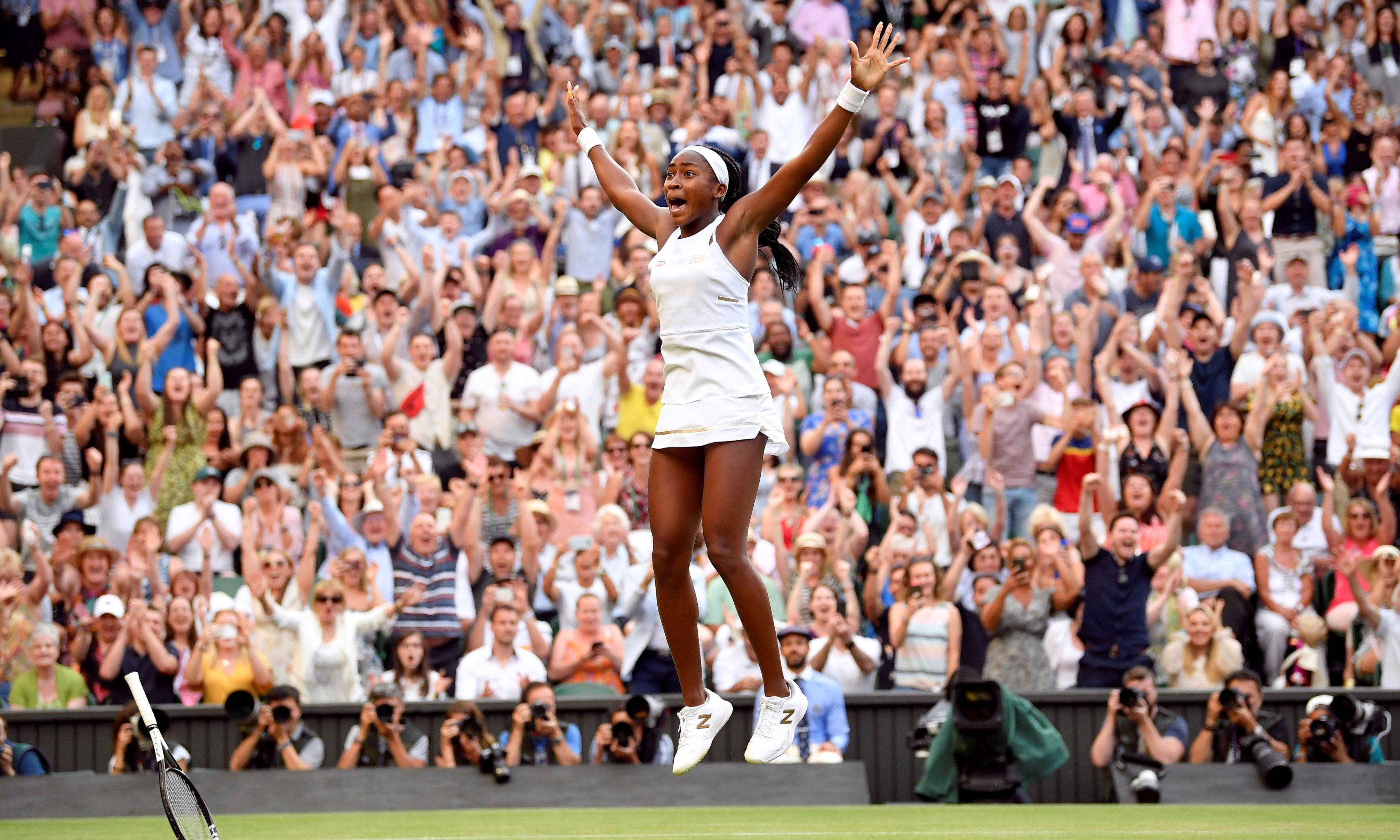 Coco Gauff keeps Wimbledon dream alive with thrilling comeback win