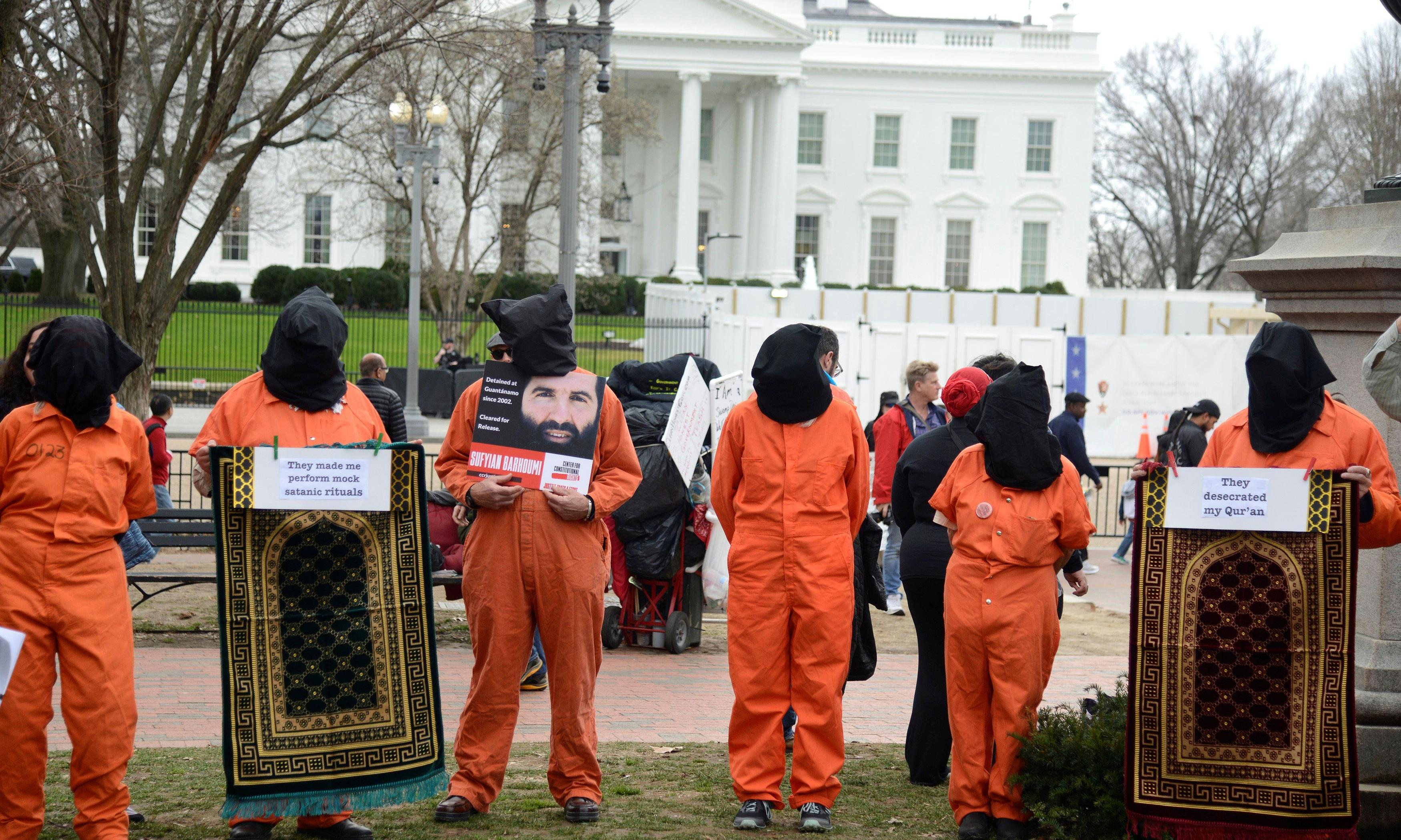 Guantánamo: psychologists who designed CIA torture program to testify