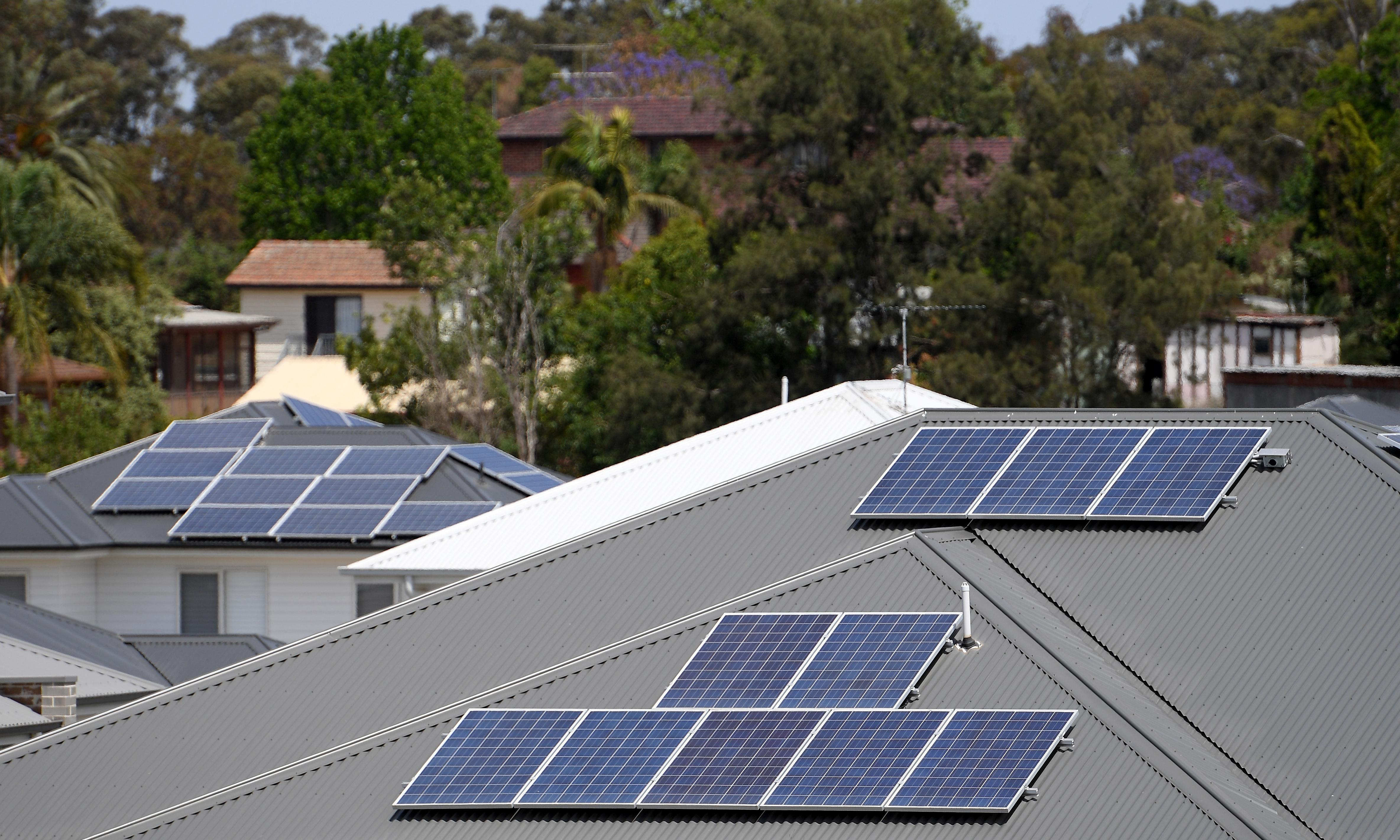 Is Australia on the verge of having too much solar energy?
