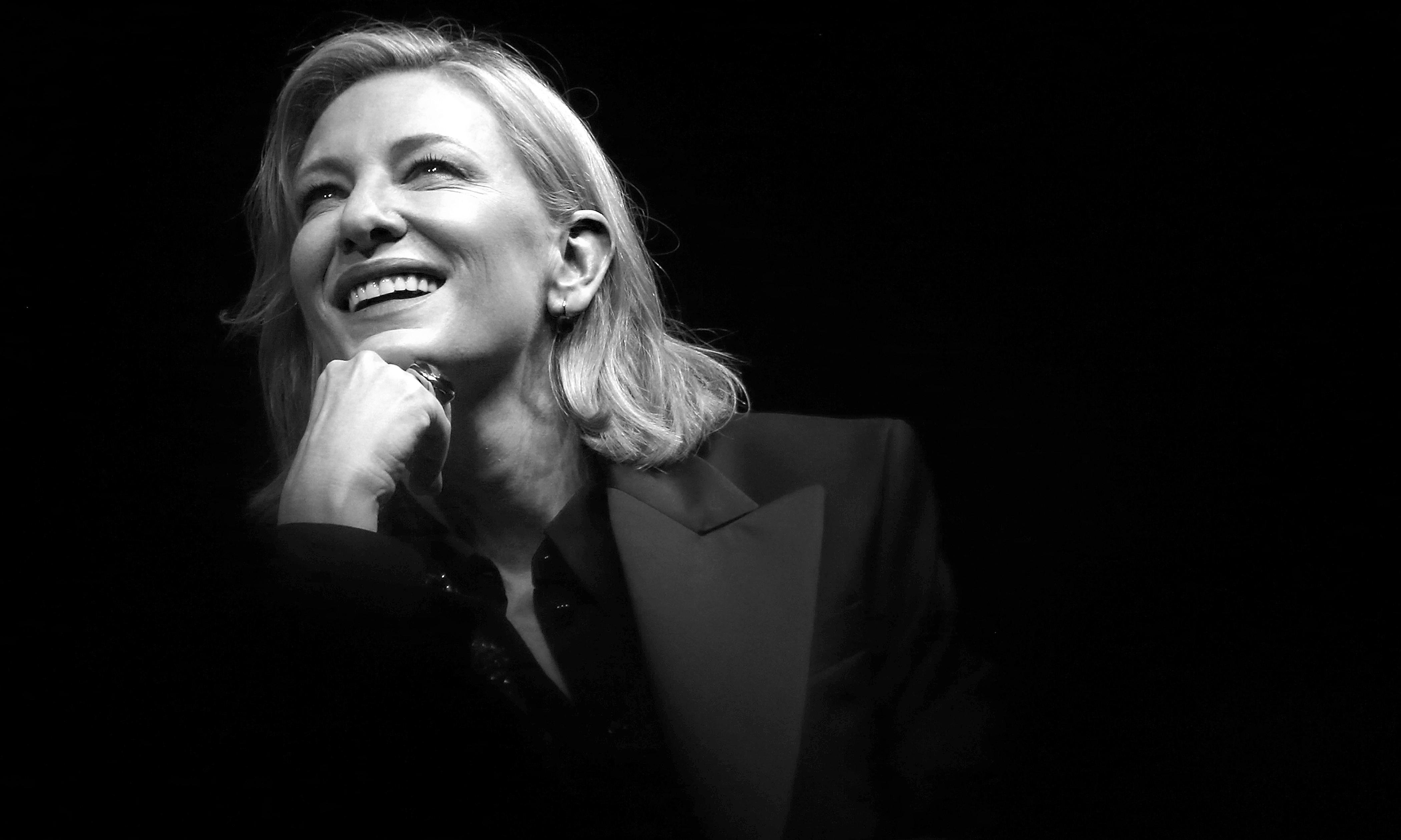 Cate Blanchett takes a straight-talking approach to a complicated issue