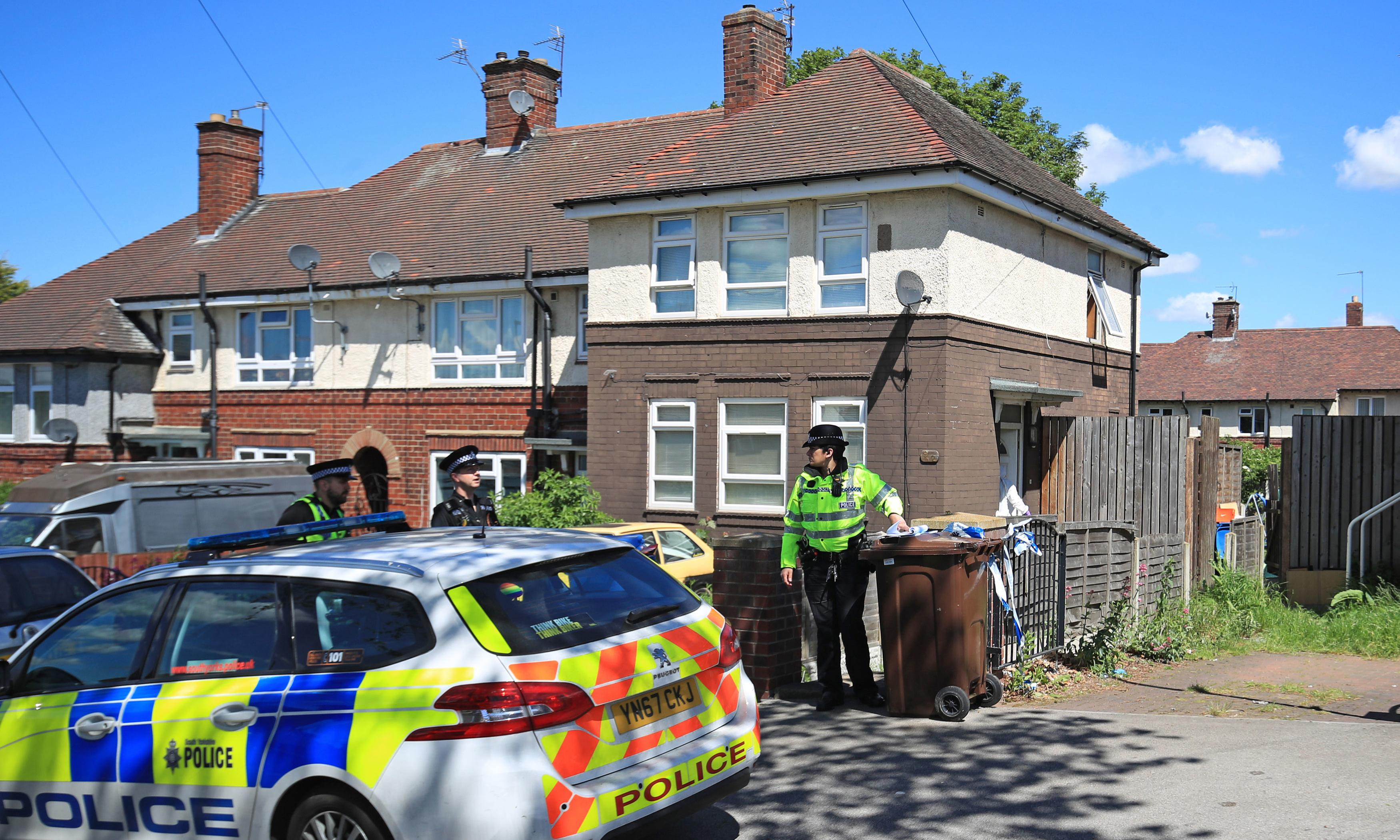 Two boys found dead and four children injured in Sheffield
