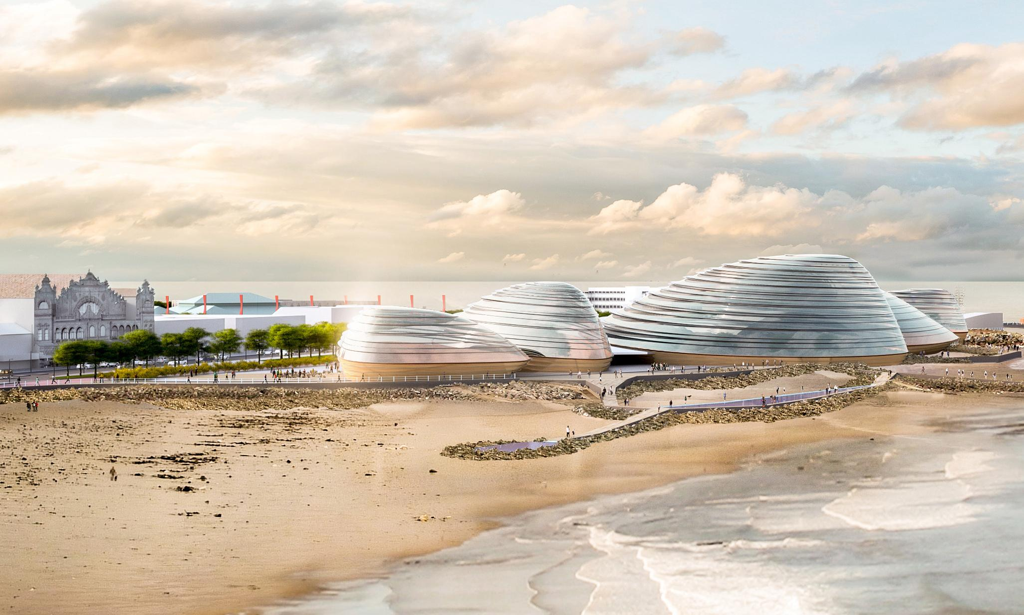 Eden Project promises to bring a green revival to Morecambe