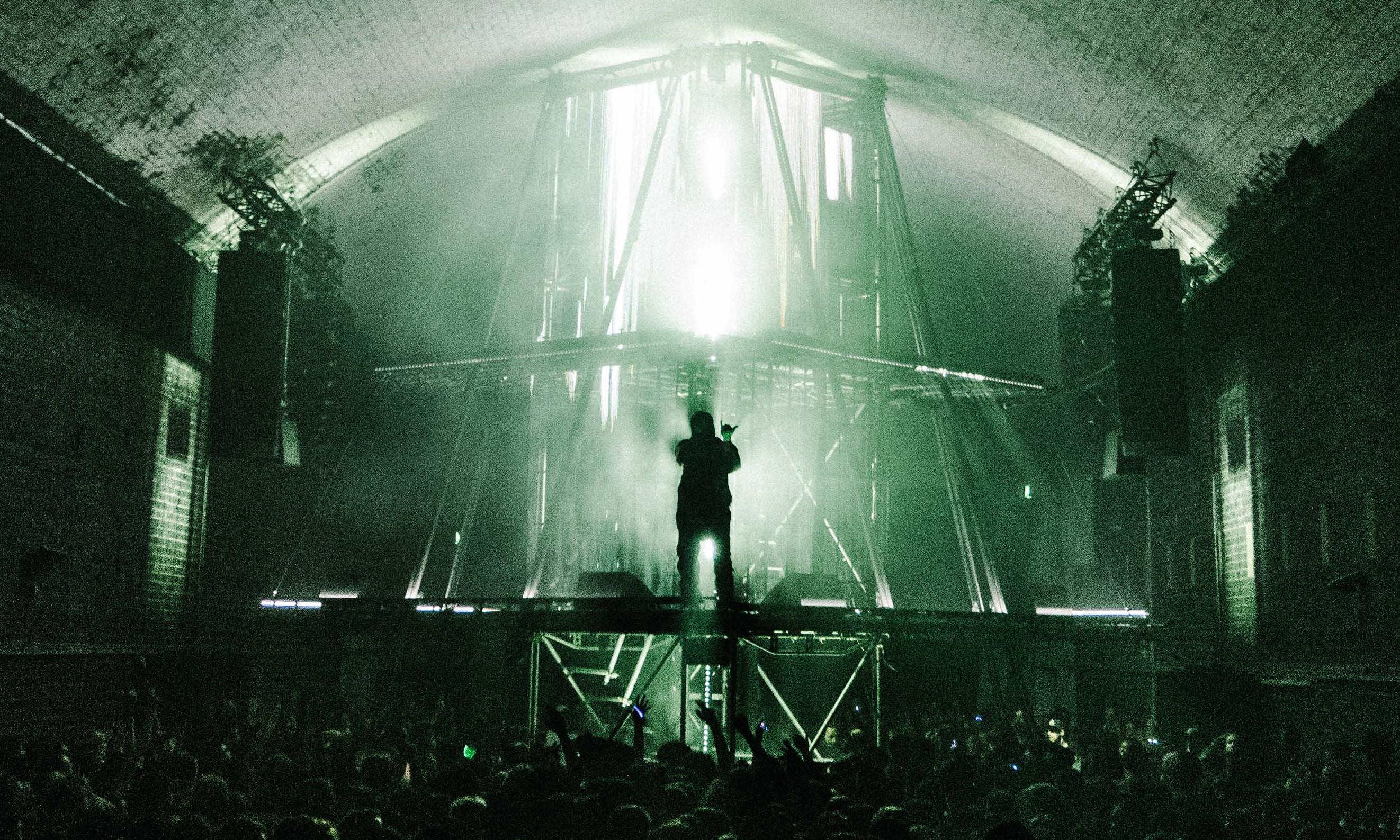 Skepta: Dystopia987 review – flat energy in nightclub of the future