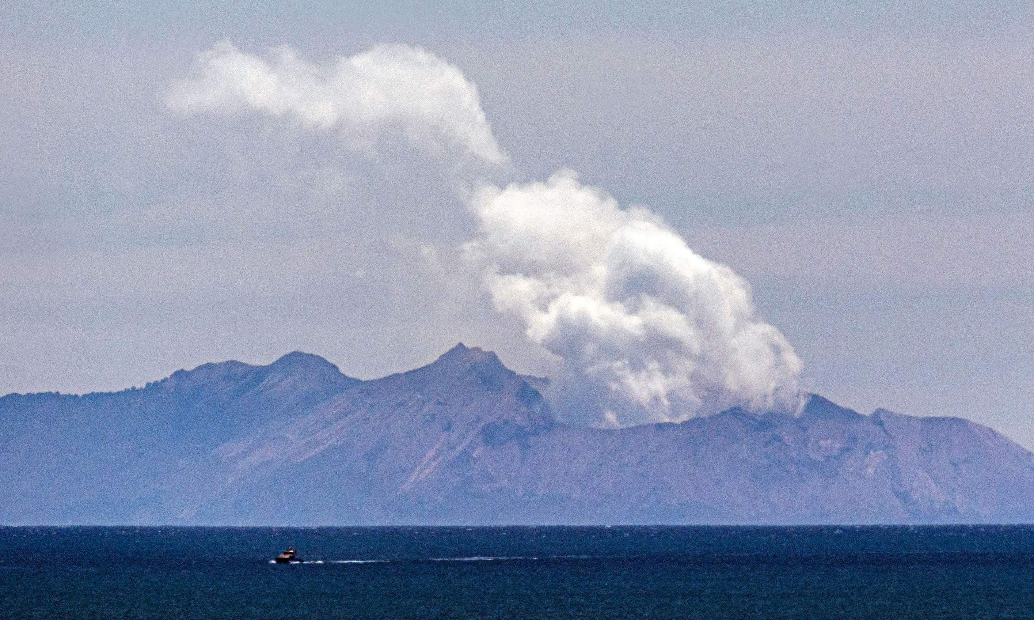 New Zealand volcano death toll rises to eight