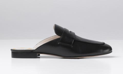 Boden backless loafer