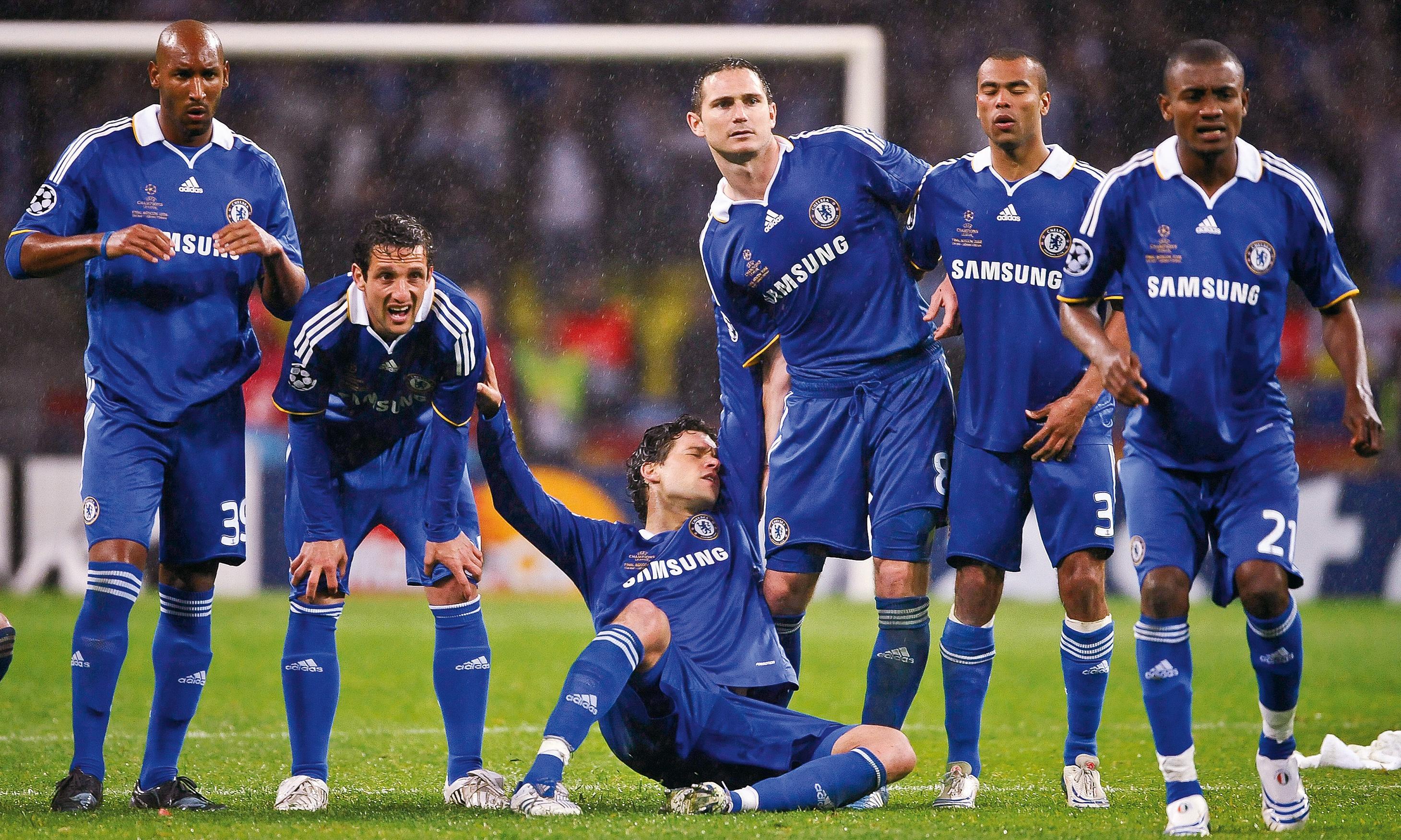 Football quiz: when English clubs meet in Europe