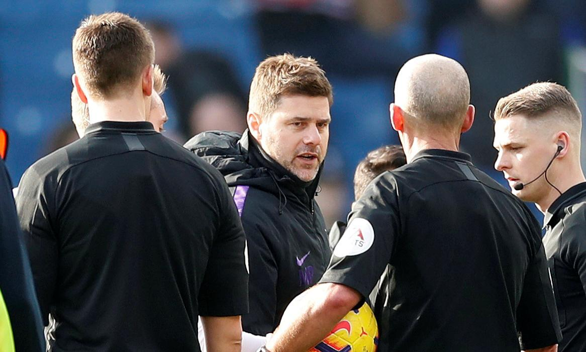 Mauricio Pochettino finds cooked-up pressures a little hot to handle
