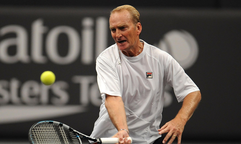 Former tennis star Peter McNamara dies aged 64