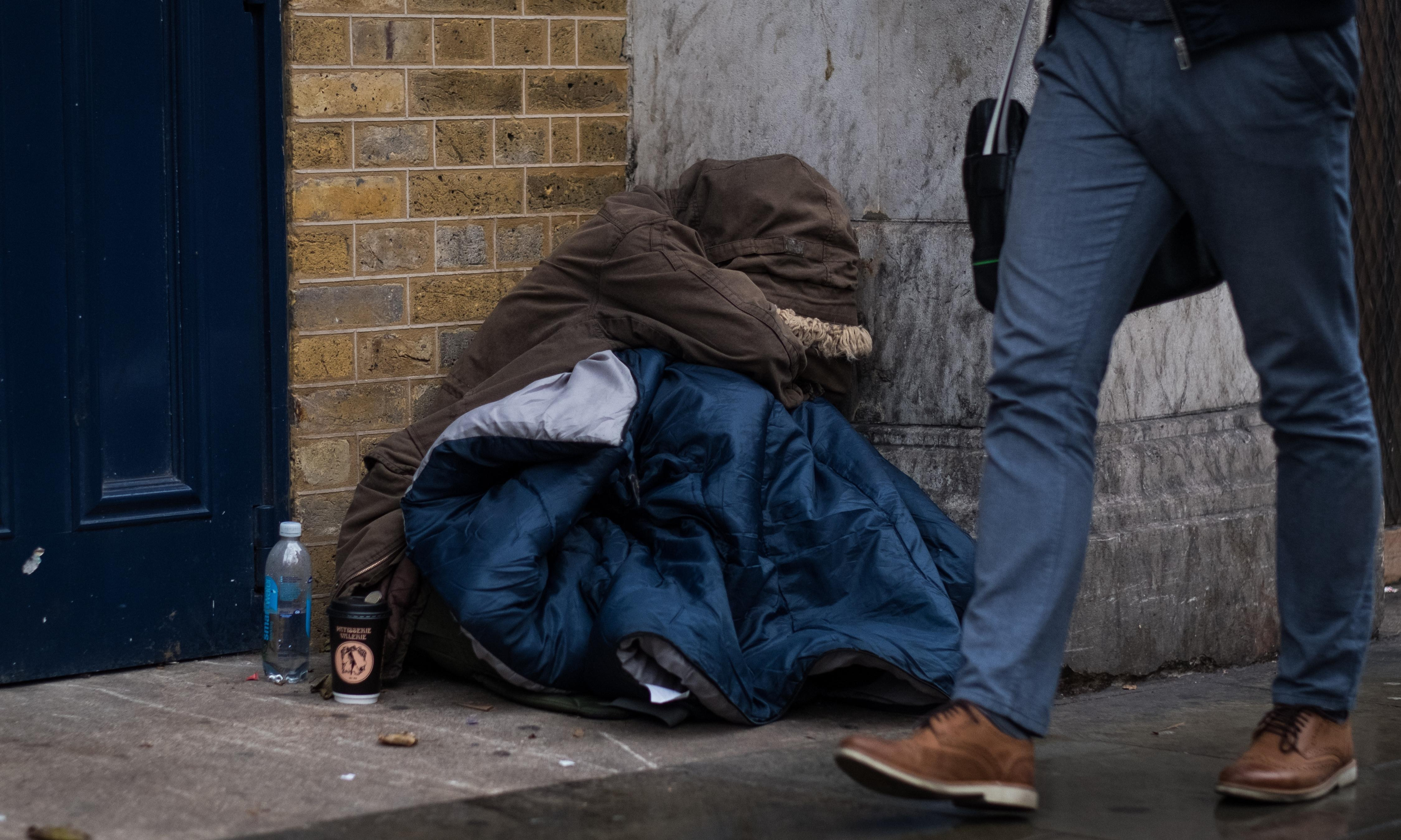 No Mark Field, it is not the homeless who are undesirable