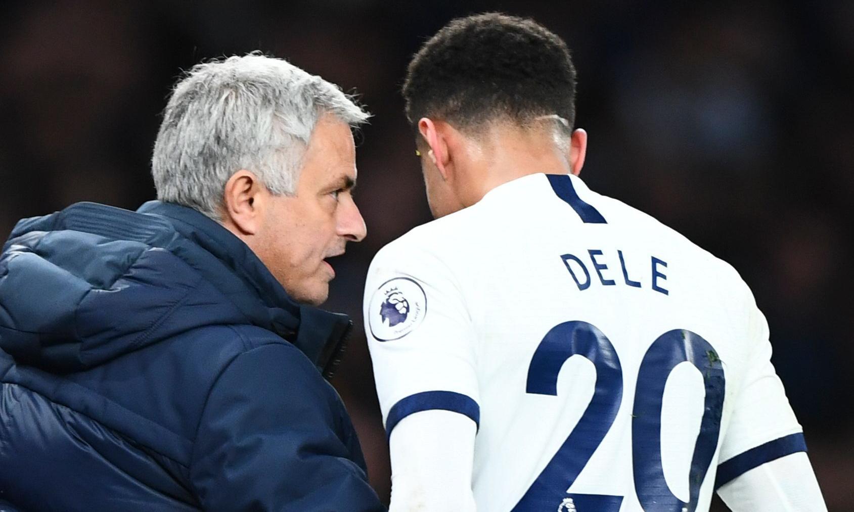 José Mourinho says FA should not punish Dele Alli over coronavirus video