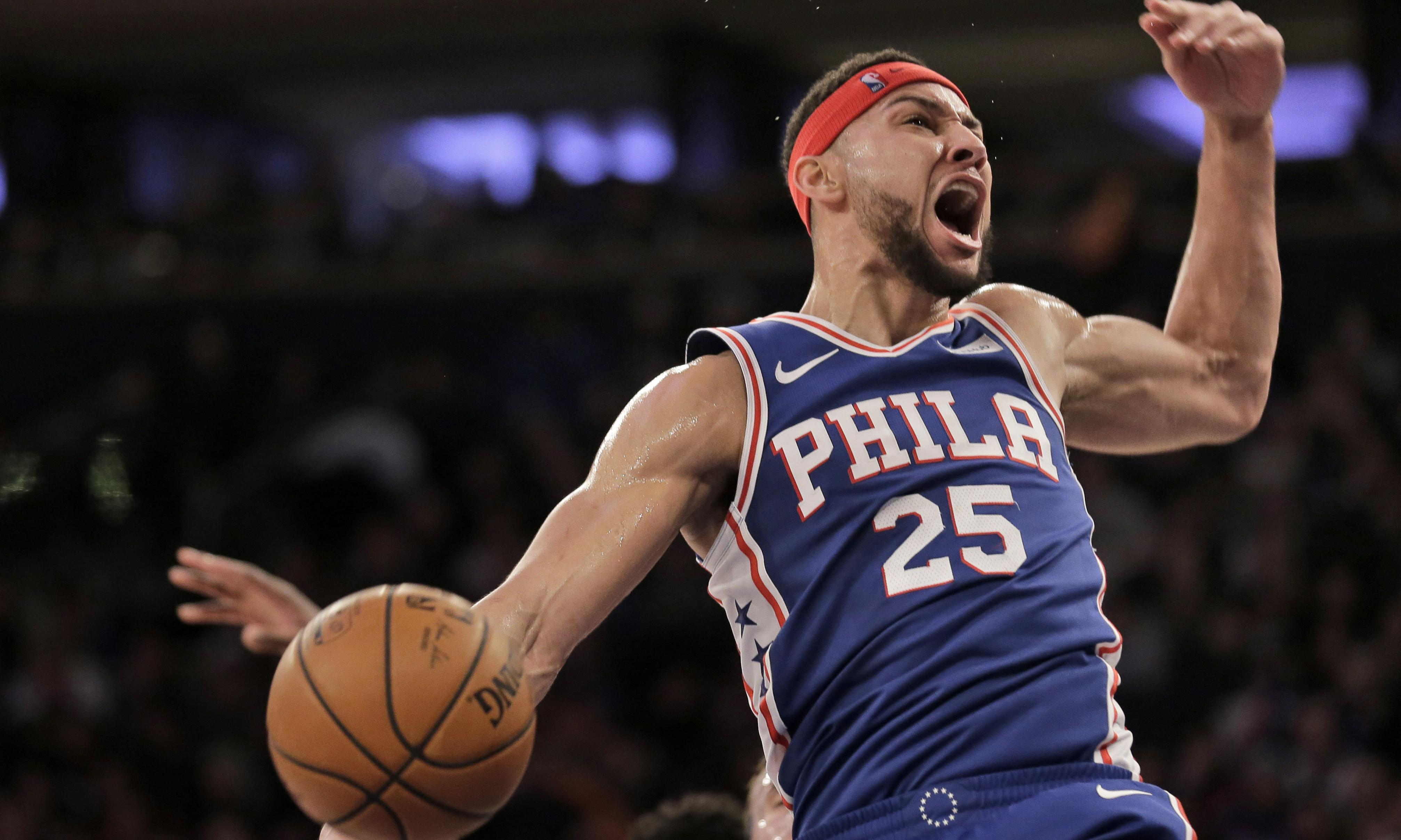 Ben Simmons becomes Australia's richest athlete with huge 76ers deal