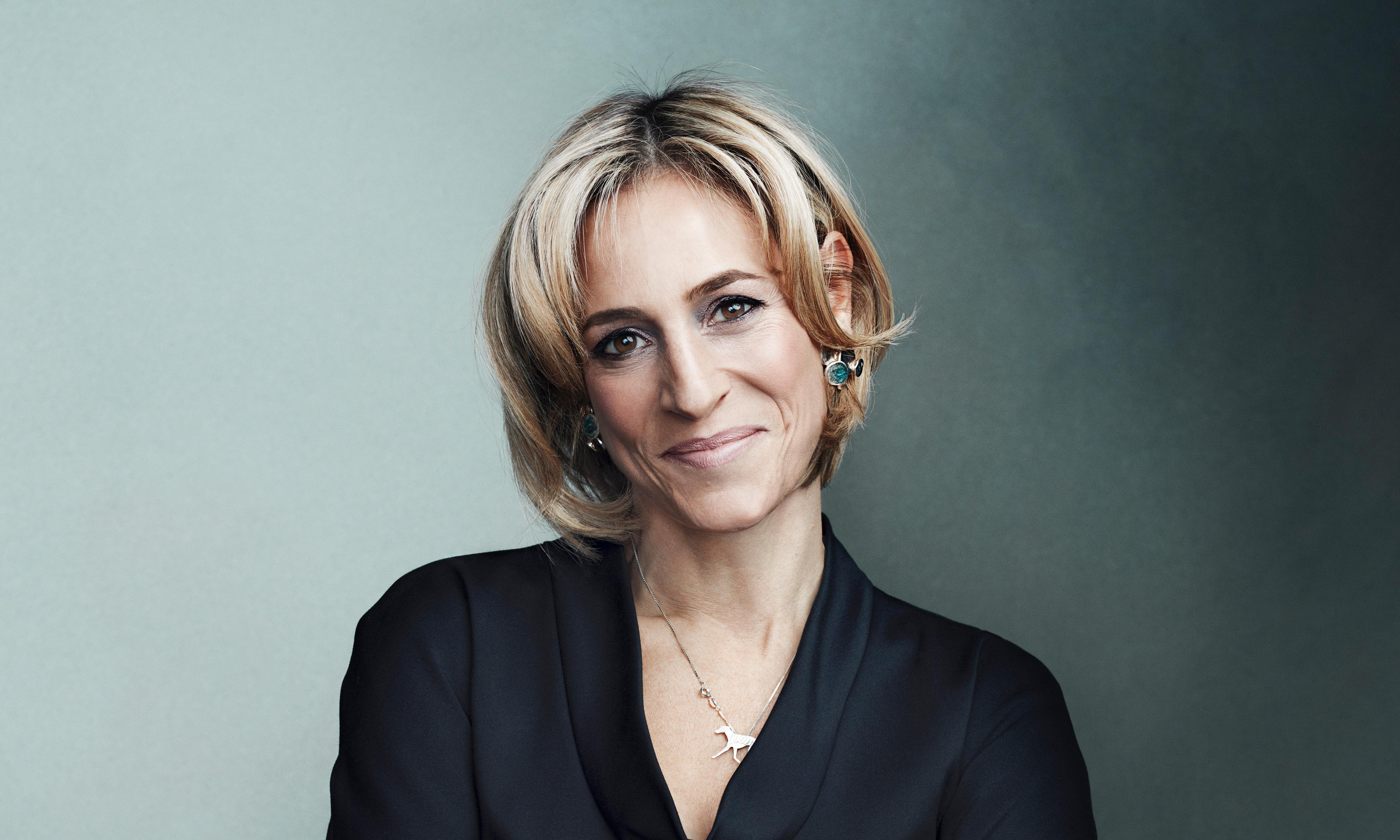 Emily Maitlis: 'I've ended up in prison a number of times'