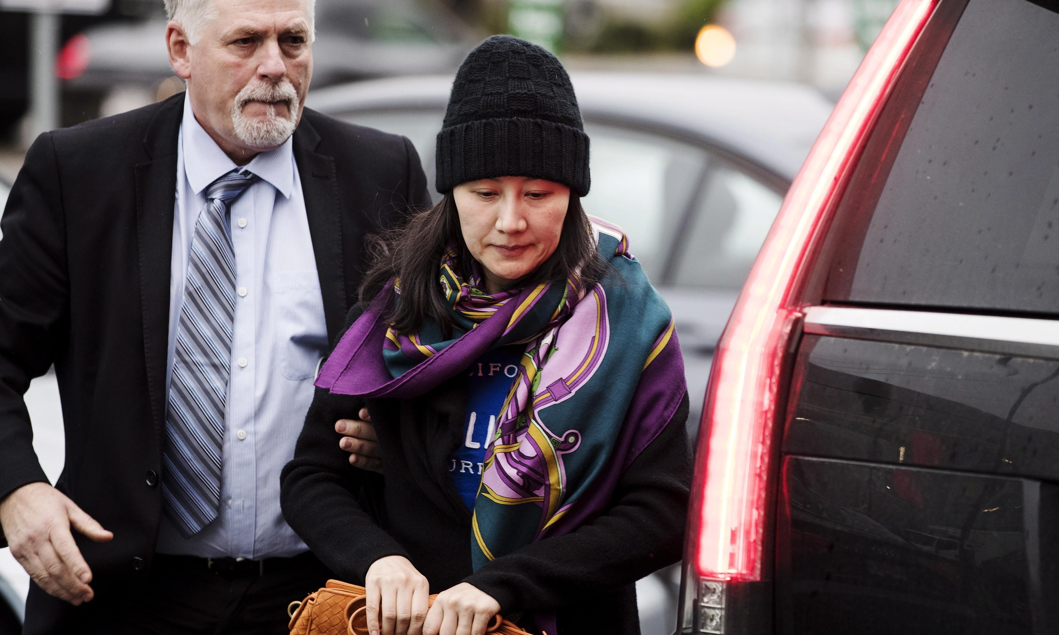 Trump's remarks could stymie US extradition of Huawei CFO from Canada