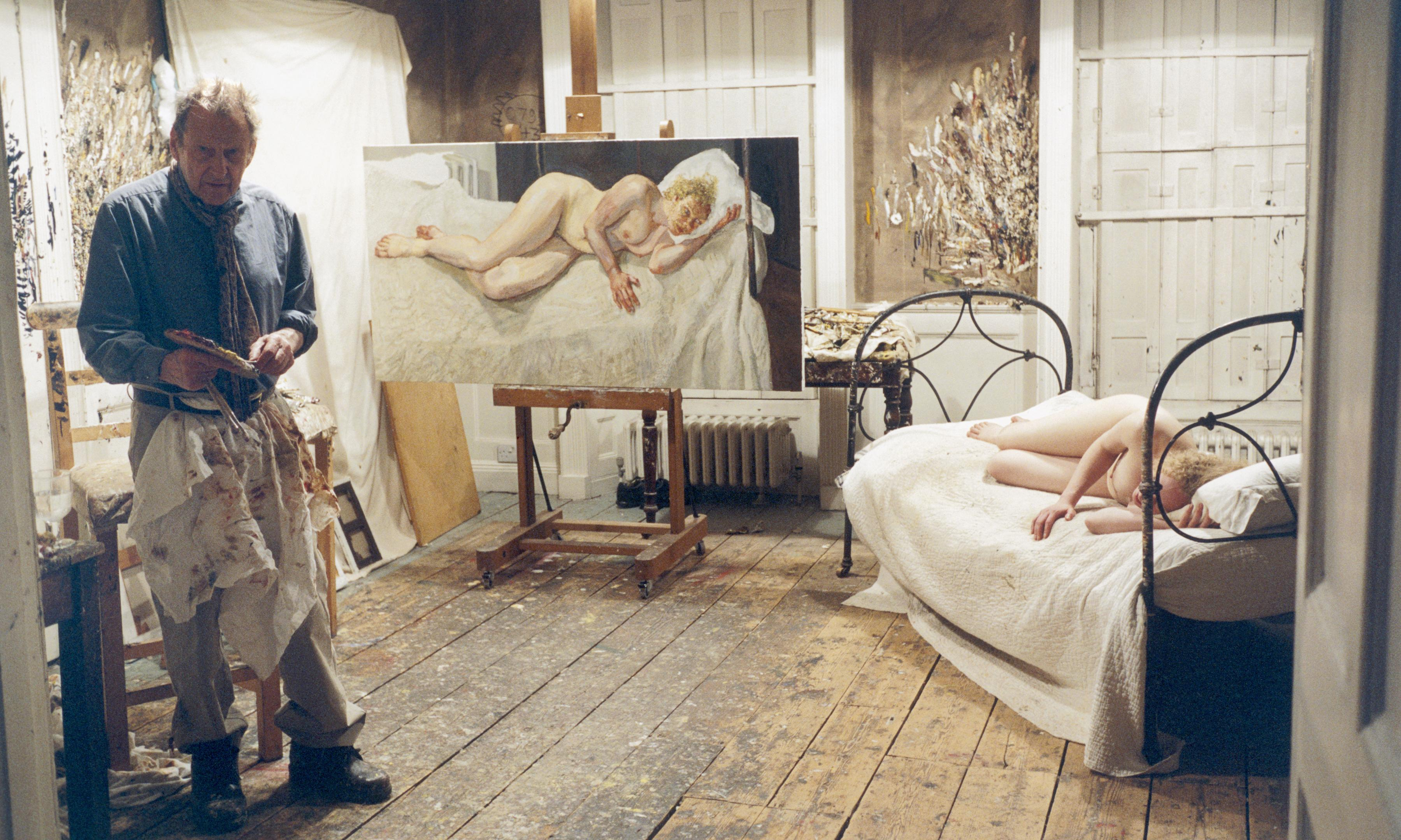 'I was Lucian Freud's spare pair of eyes'