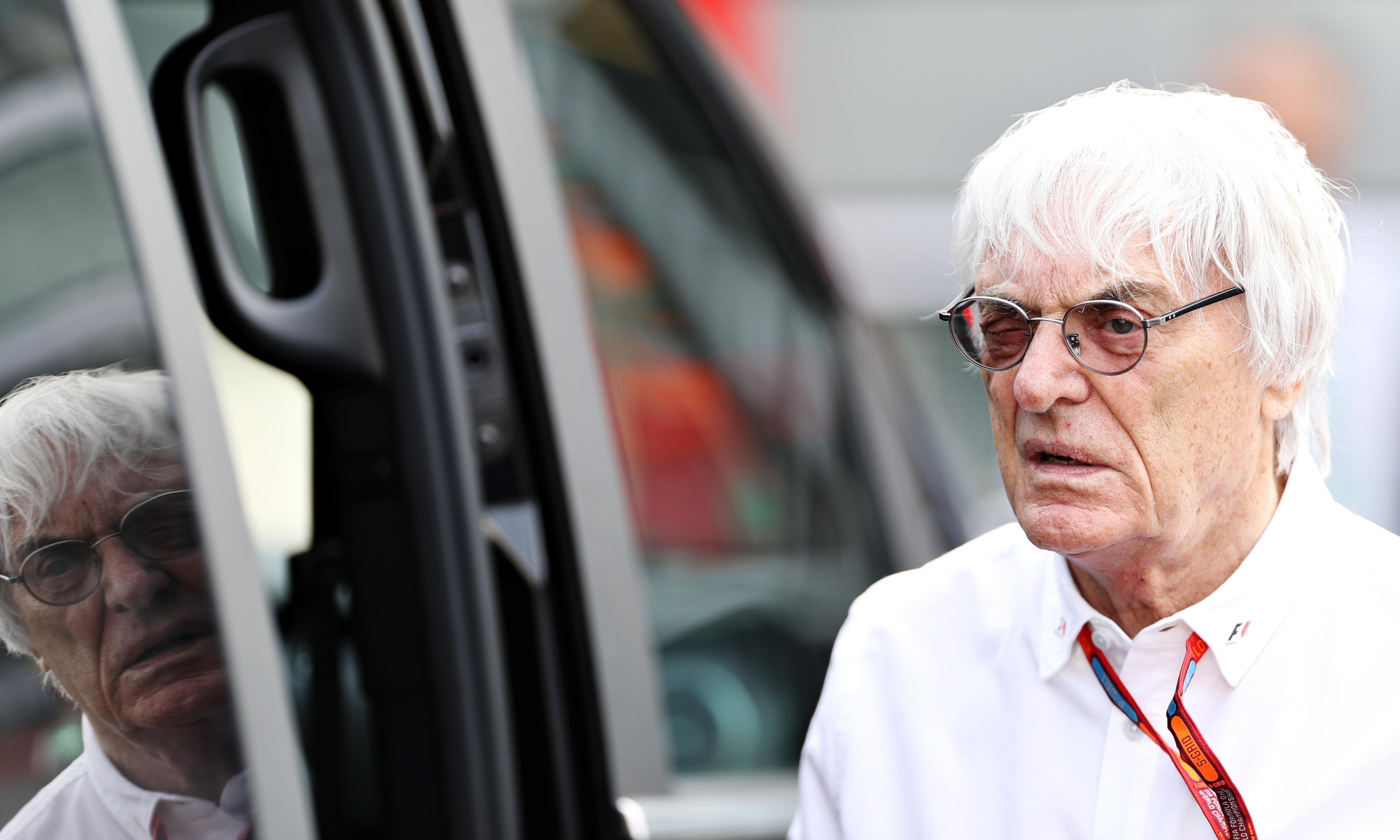 F1 takeover speculation could spell end of road for Bernie Ecclestone
