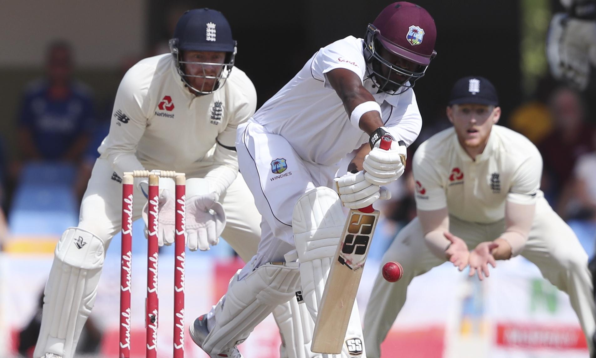 West Indies roll back years to make England look like Calypso Cricketers