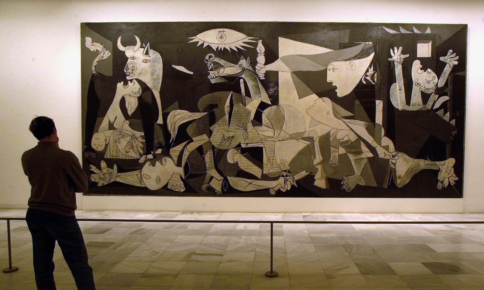 Spaniards fret about Picasso's Guernica – archive, 22 August 1978