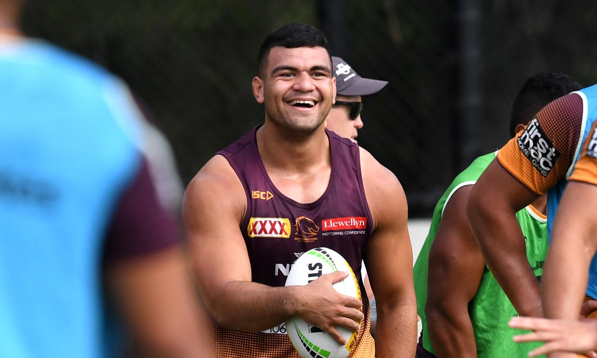 Queensland name three State of Origin debutants for Game I