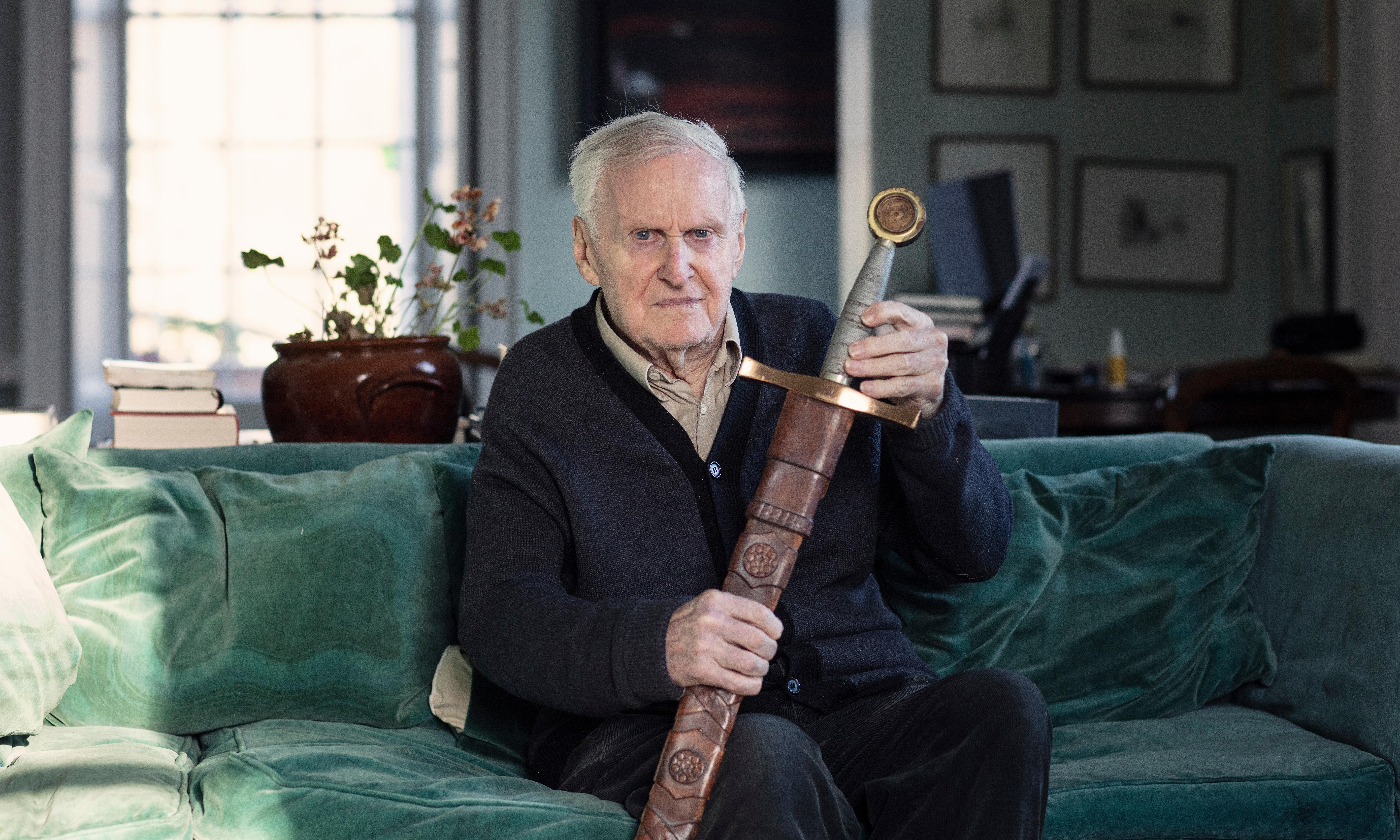 John Boorman: 'You think the holy grail is lost? No. I have it on my piano'