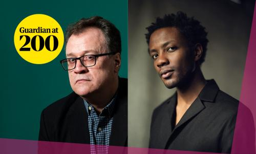 Russell T Davies and Omari Douglas will be in conversation in this livestreamed event